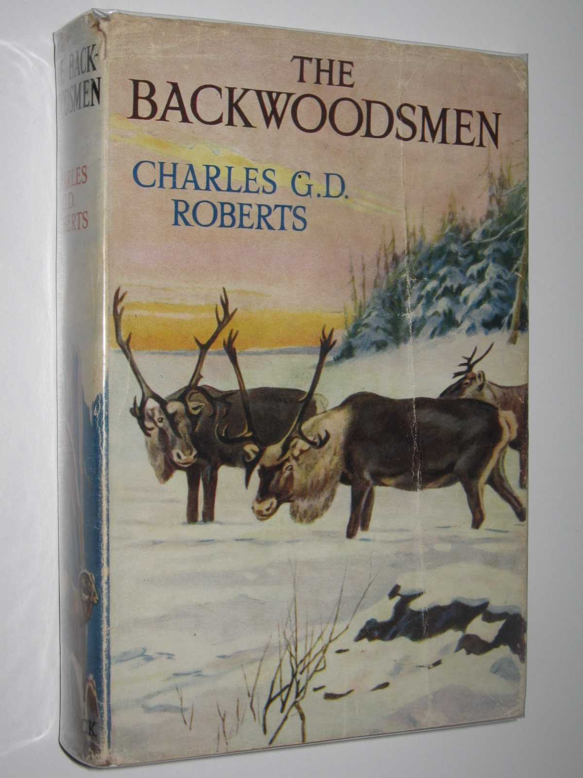 The Backwoodsmen, Roberts, Charles G. D.