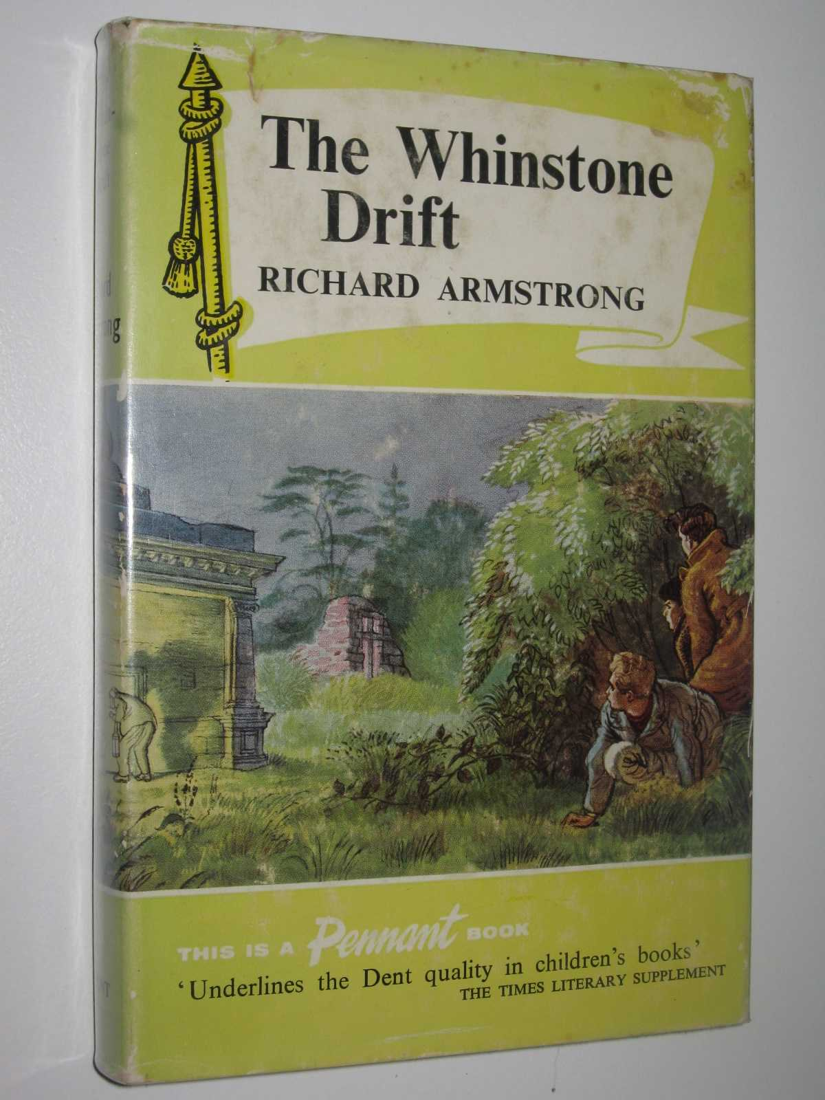 The Whinstone Drift, Armstrong, Richard