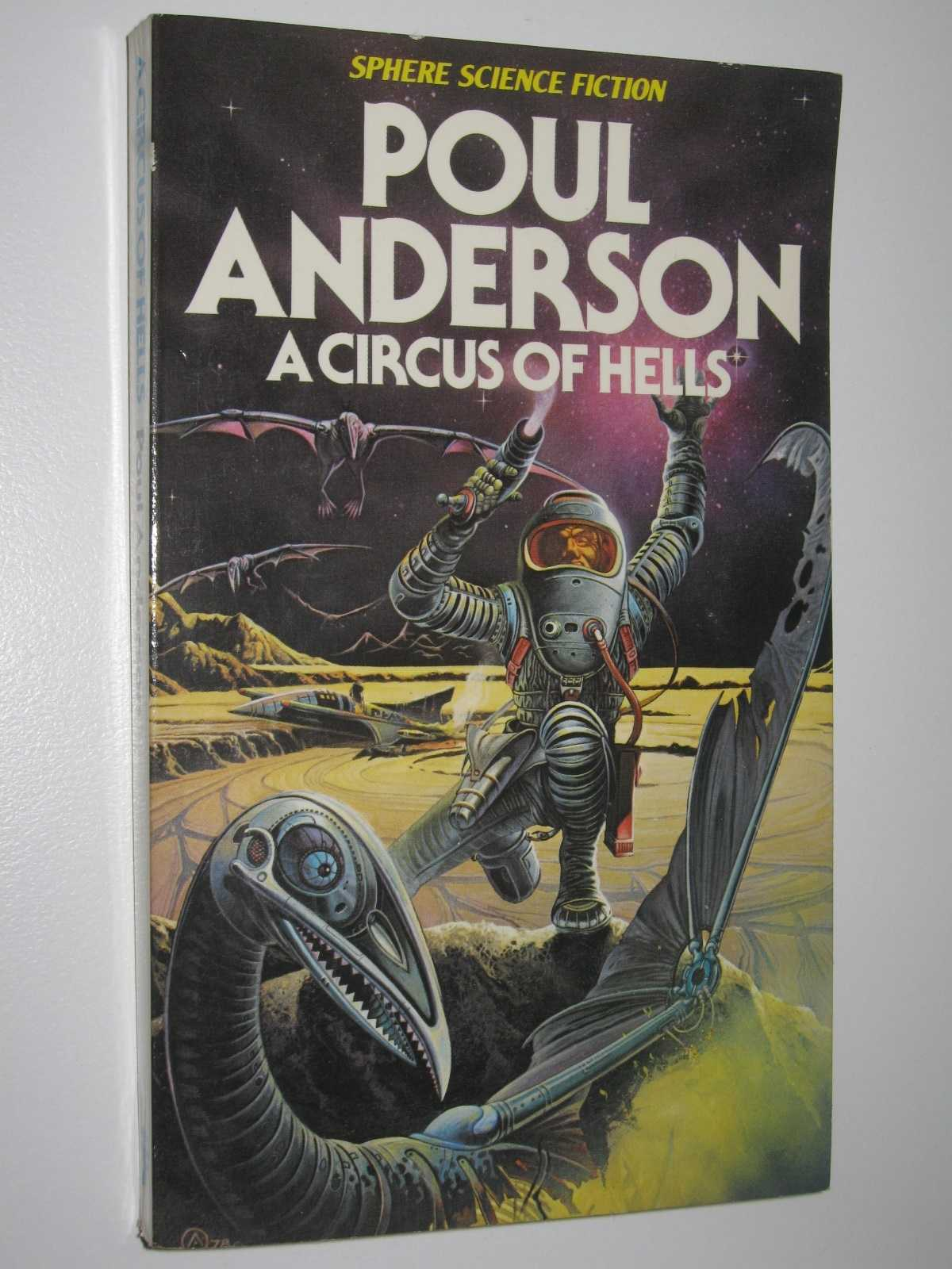 A Circus of Hells, Anderson, Poul