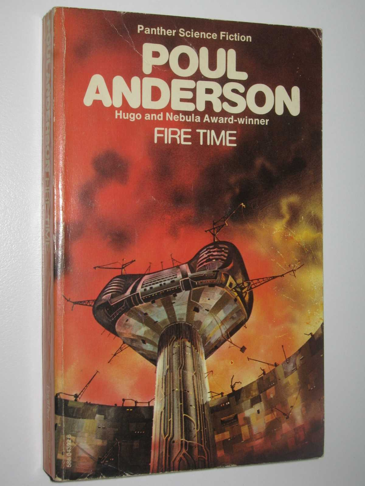 Fire Time, Anderson, Poul