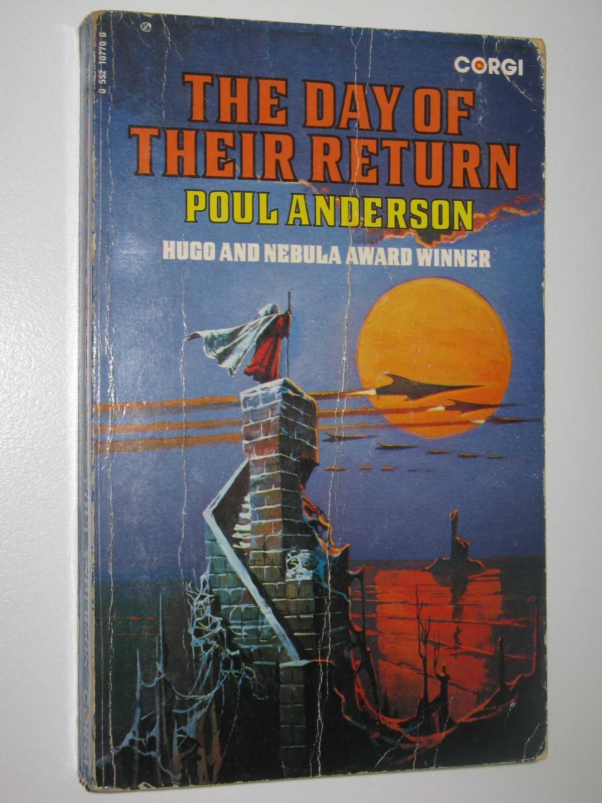The Day of Their Return, Anderson, Poul