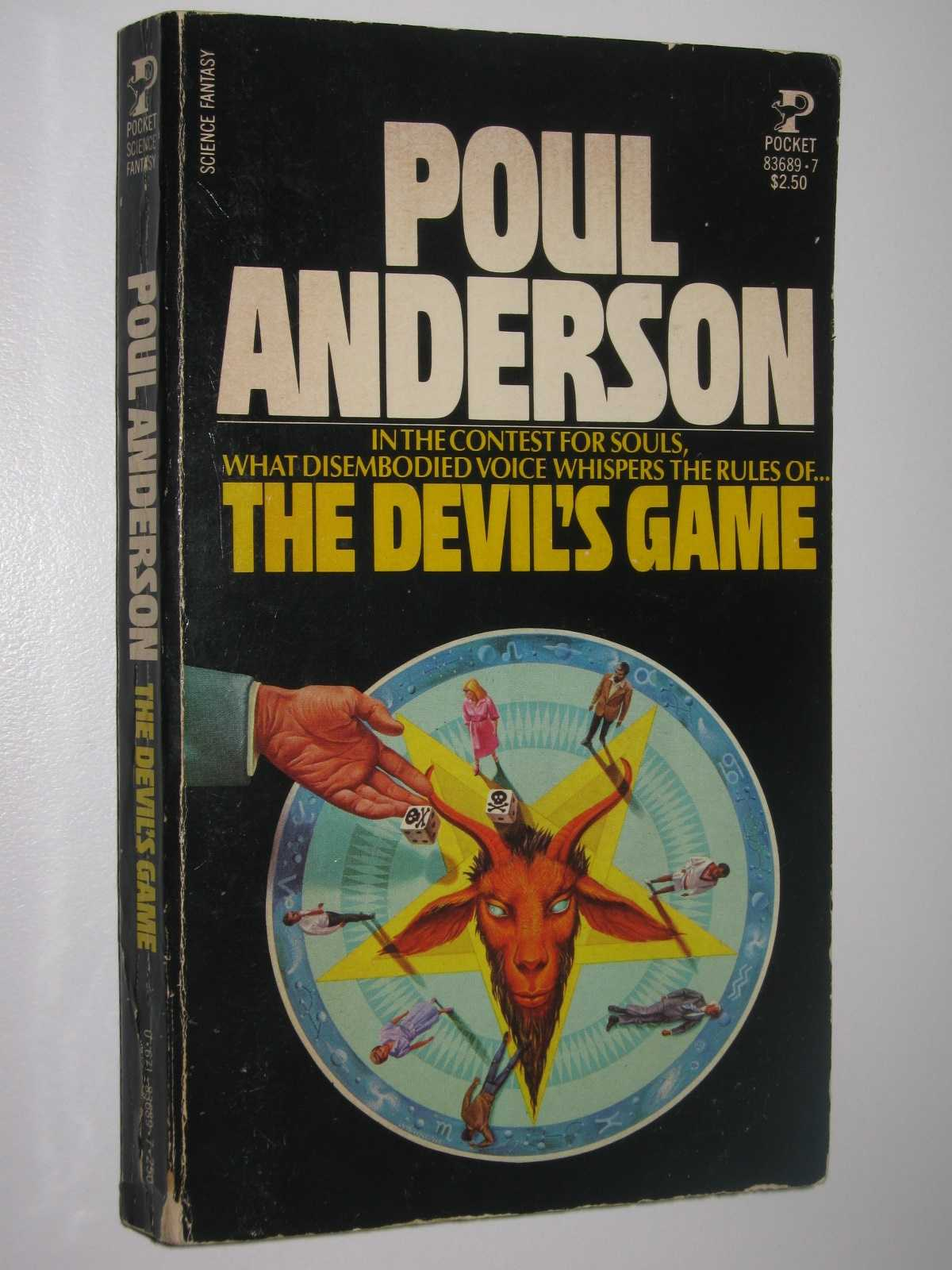 The Devil's Game, Anderson, Poul
