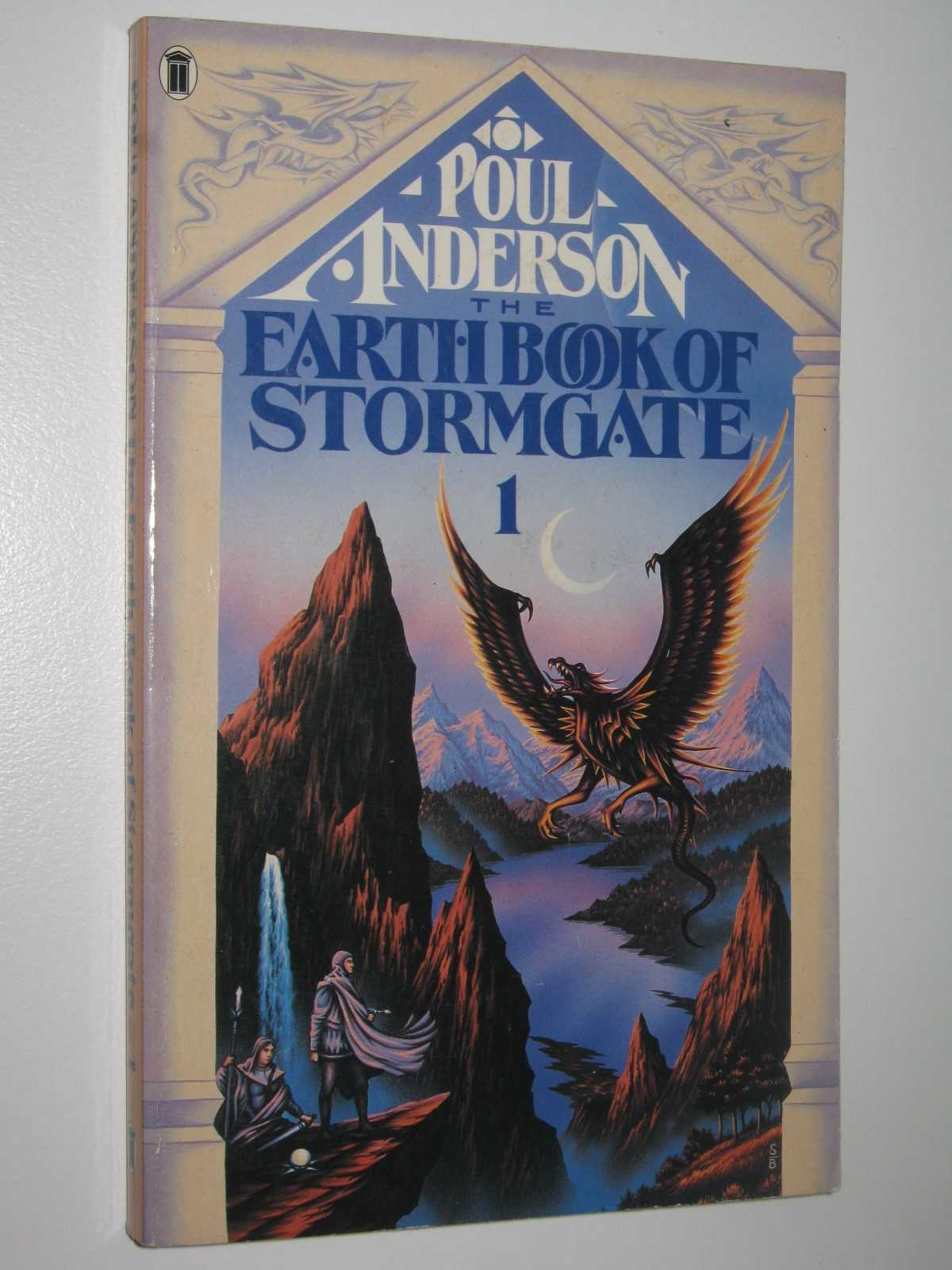 The Earth Book of Stormgate 1 - Future History of the Polesotechnic League, Anderson, Poul