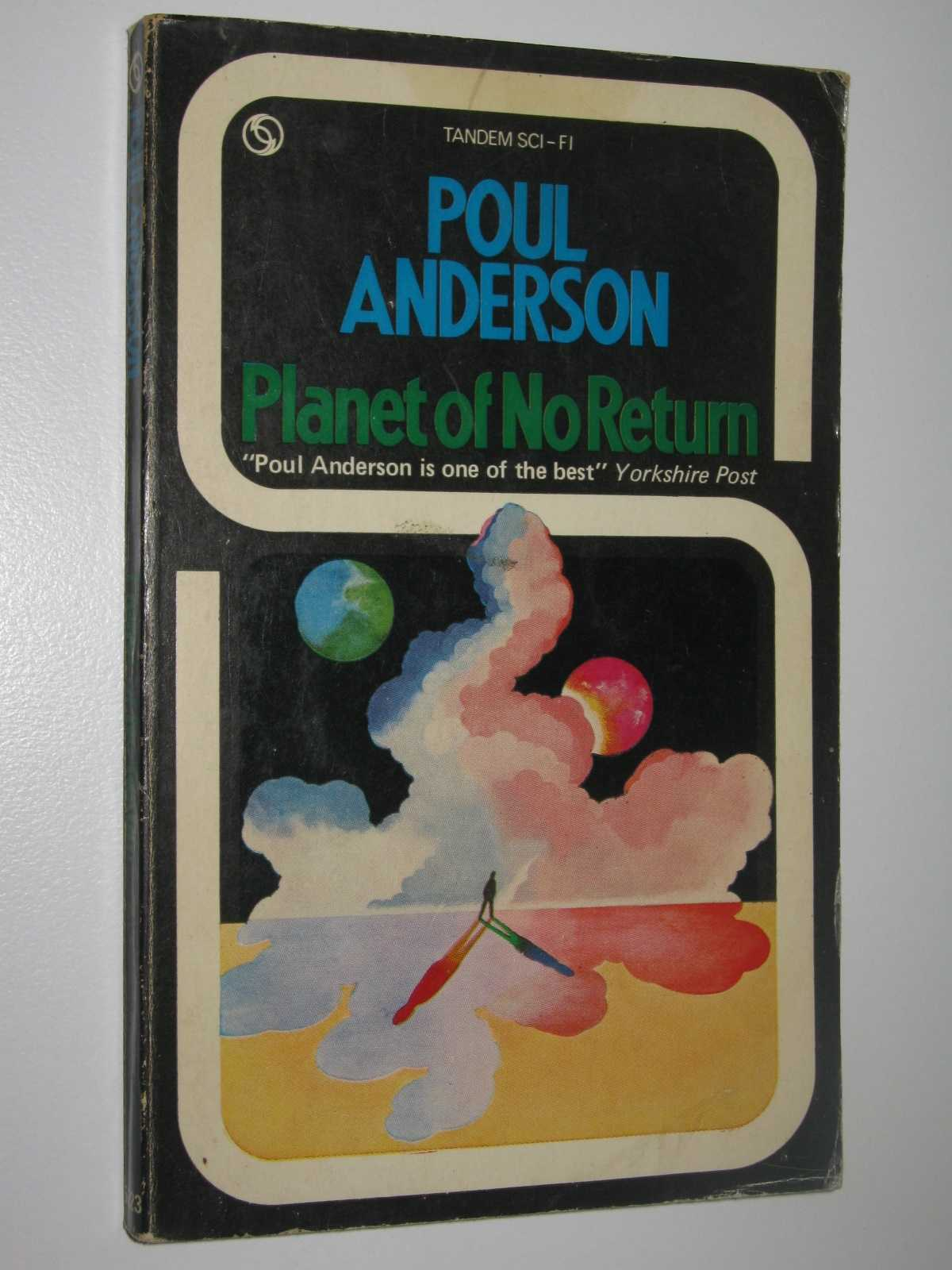 Planet of No Return, Anderson, Poul