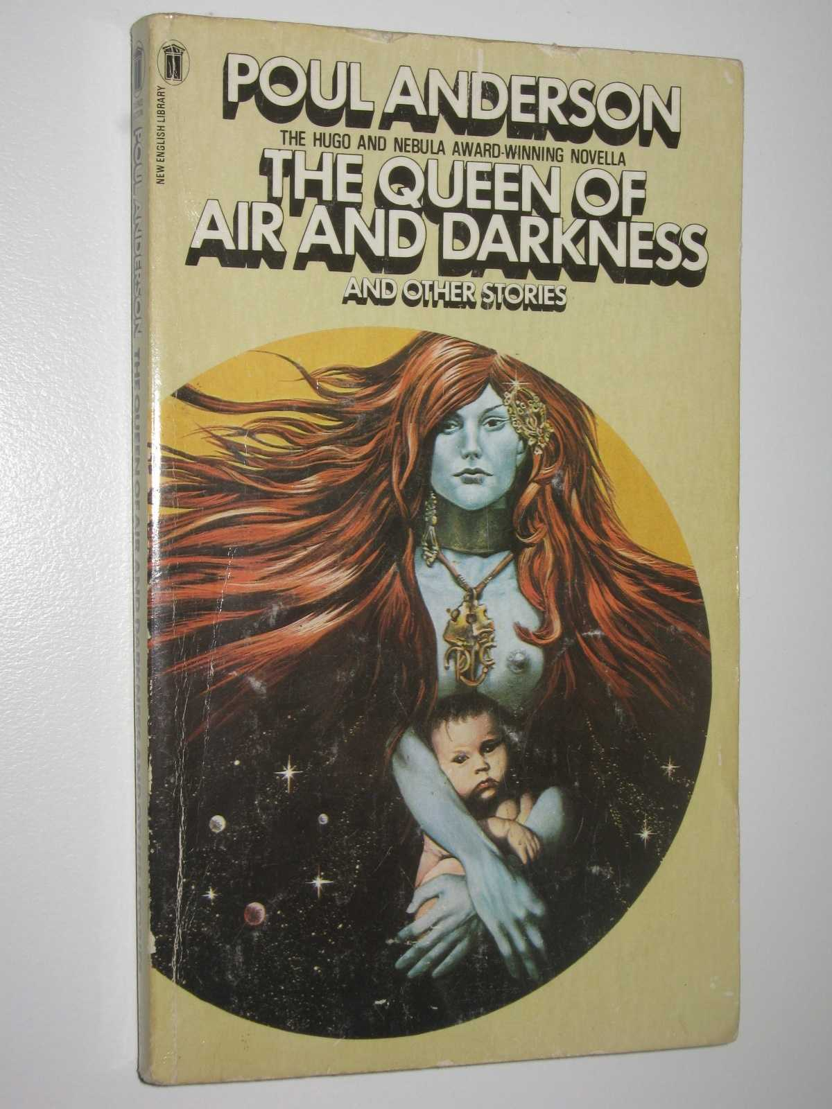 The Queen of Air and Darkness, and Other Stories, Anderson, Poul