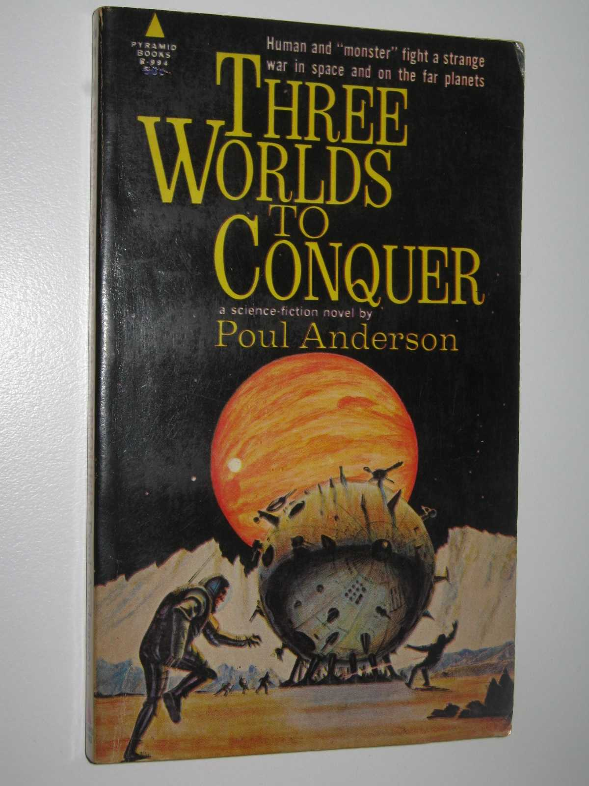 Three Worlds to Conquer, Anderson, Poul