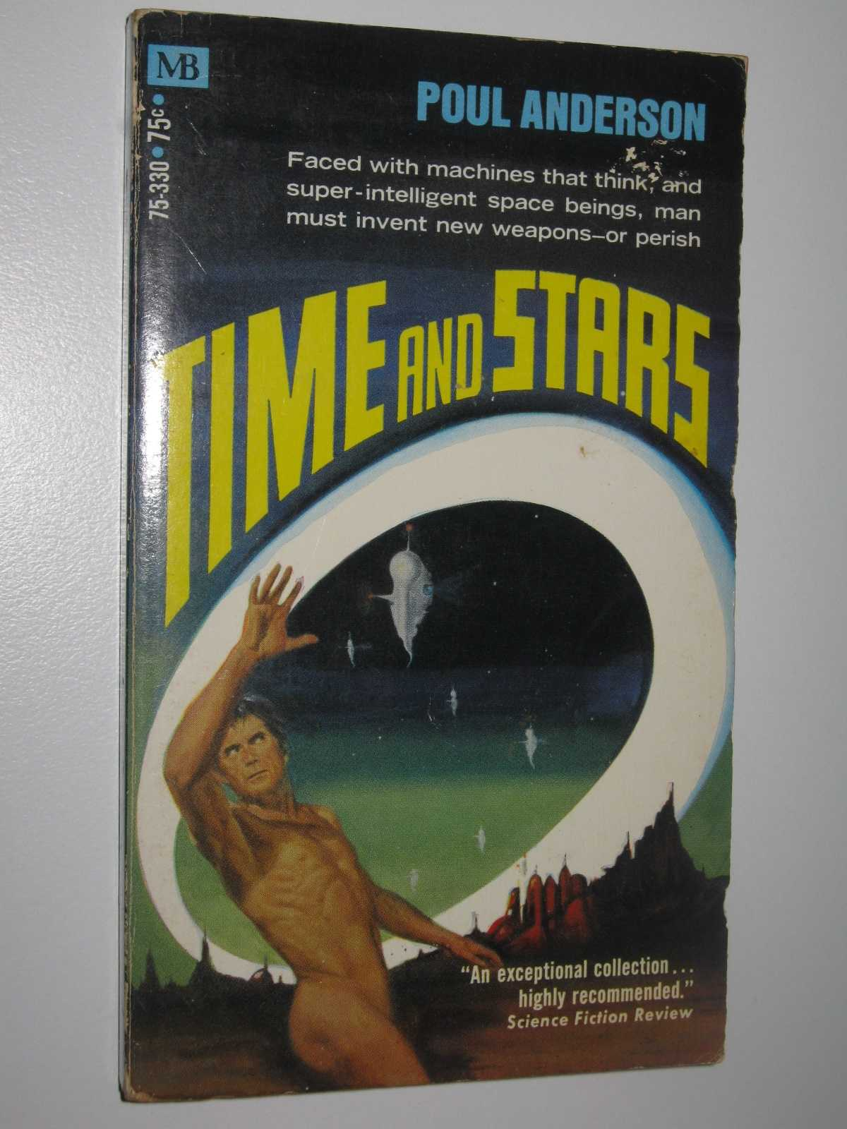 Time and Stars, Anderson, Poul