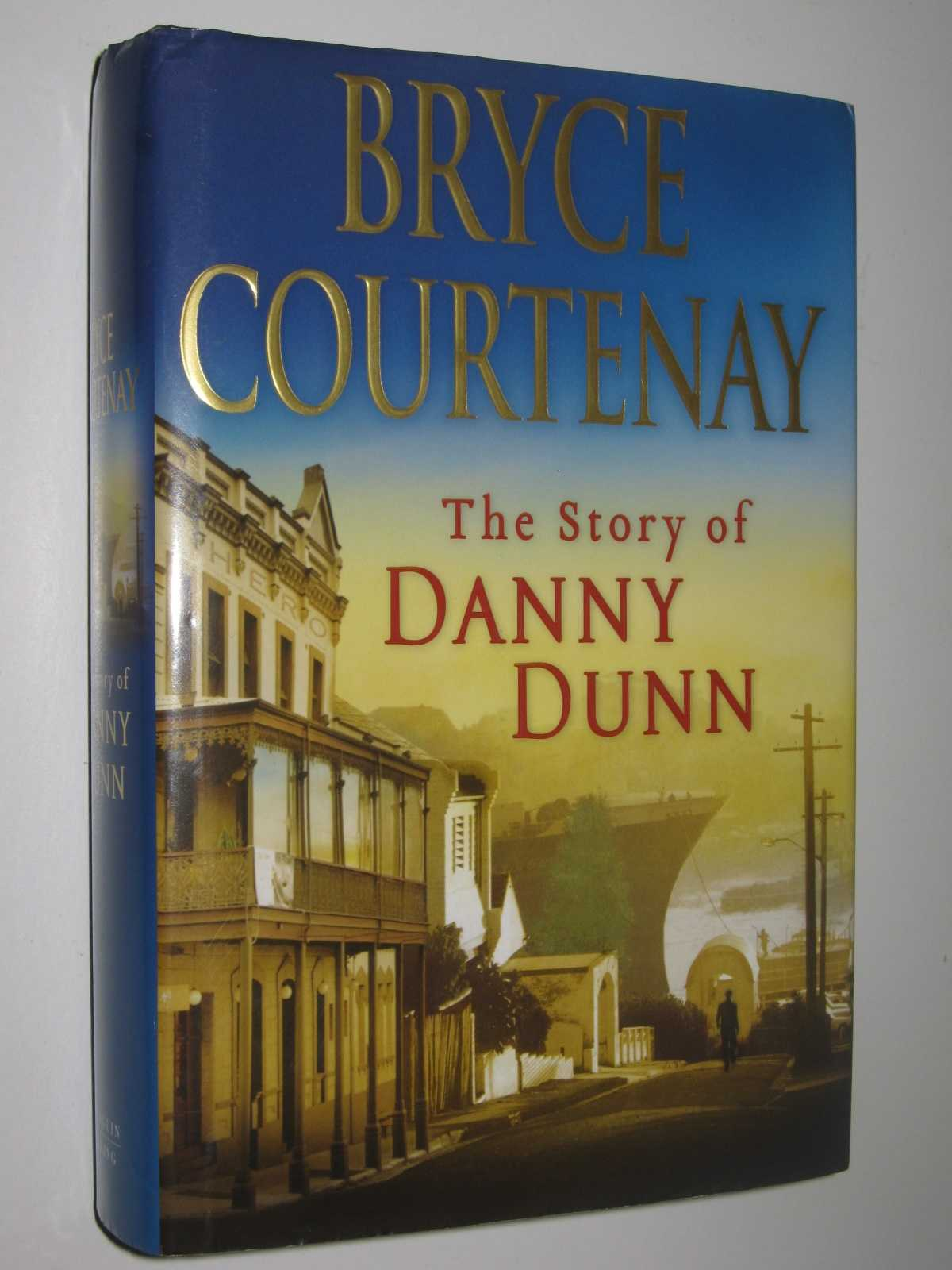 The Story of Danny Dunn, Courtenay, Bryce