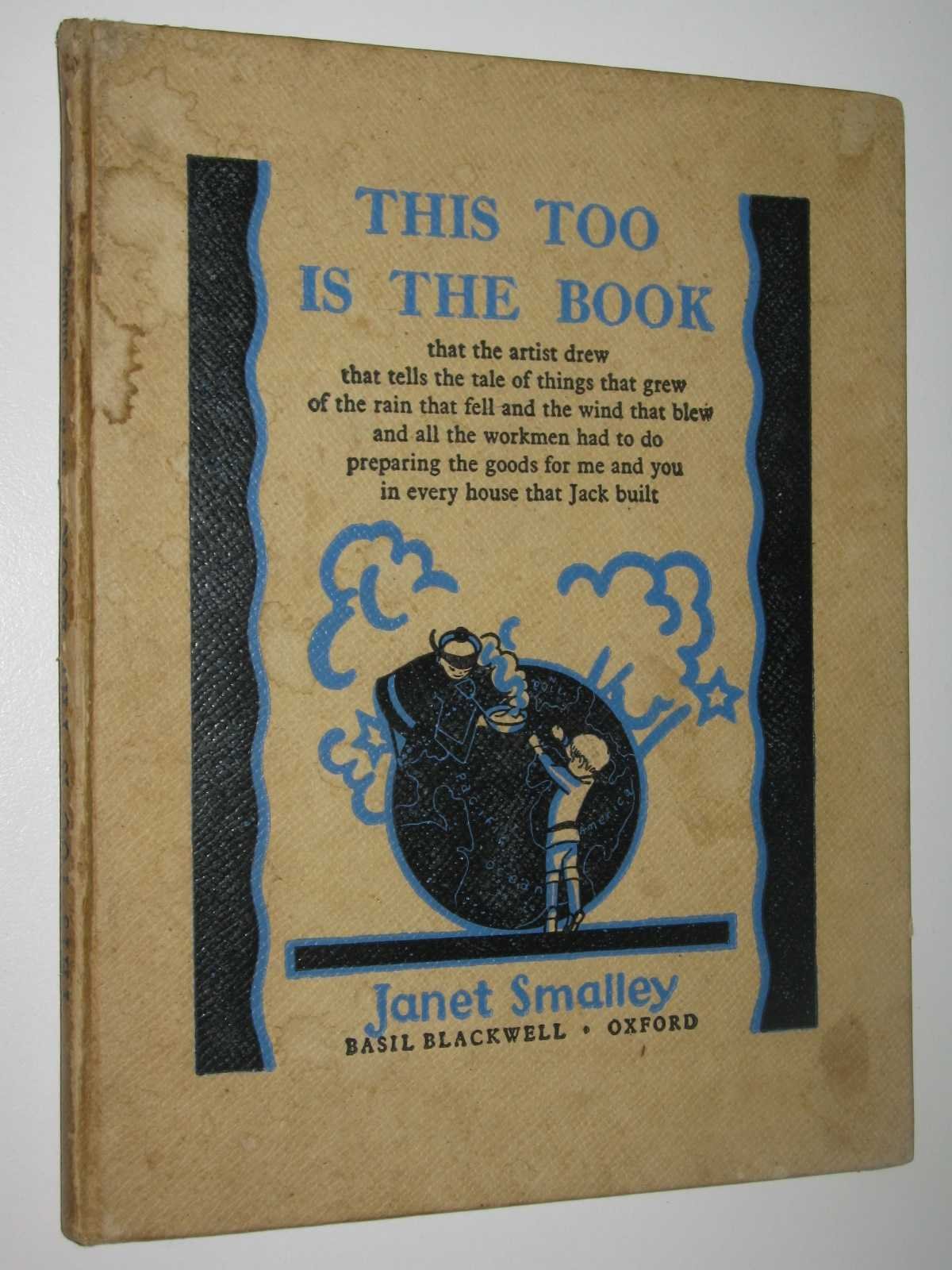This Too is the Book, Smalley, Janet