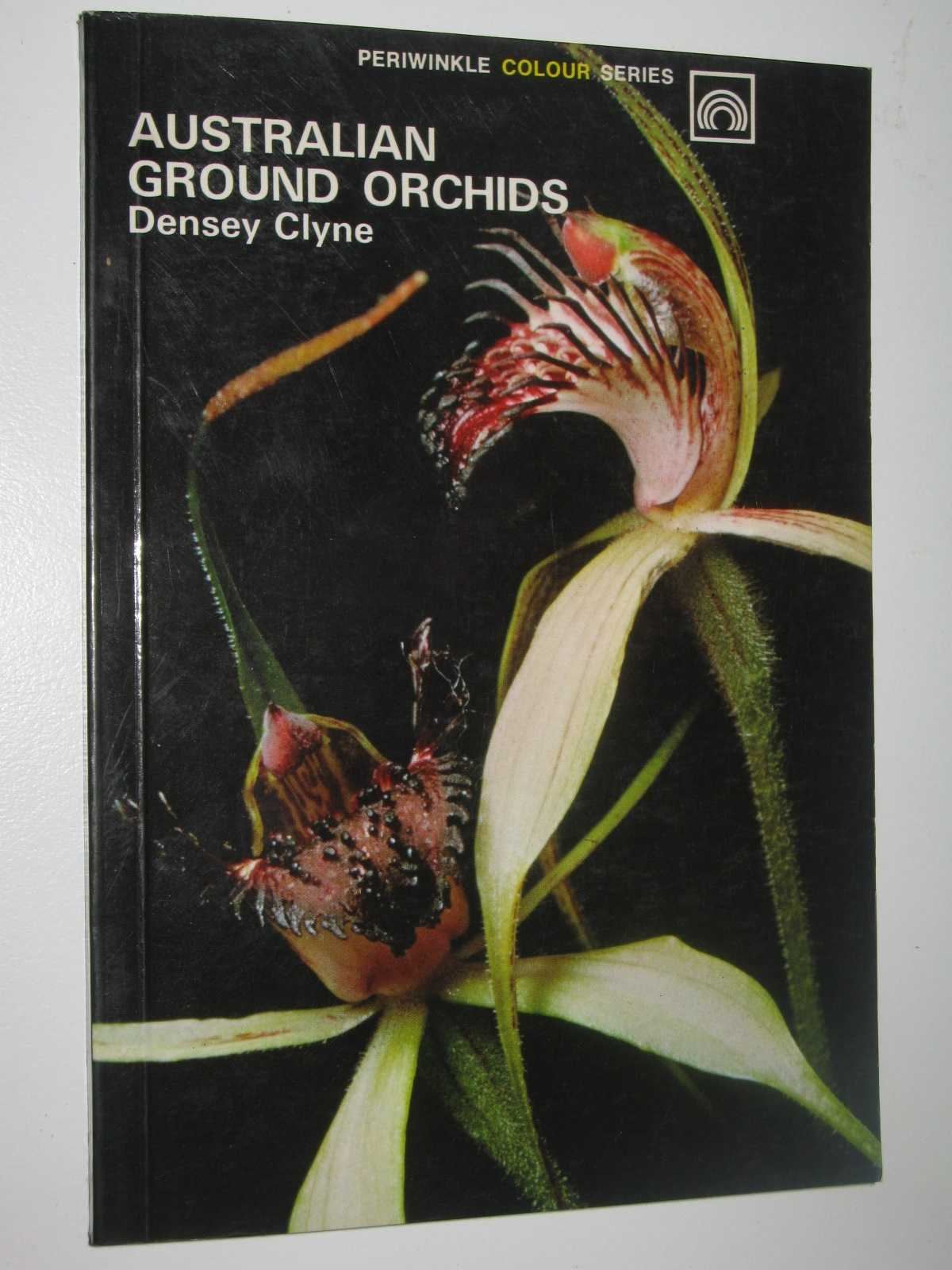 Australian Ground Orchids, Clyne, Densey