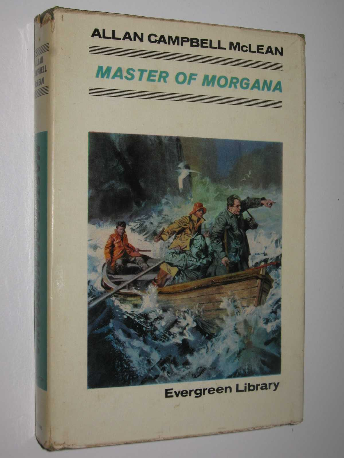 Master of Morgana, McLean, Allan Campbell