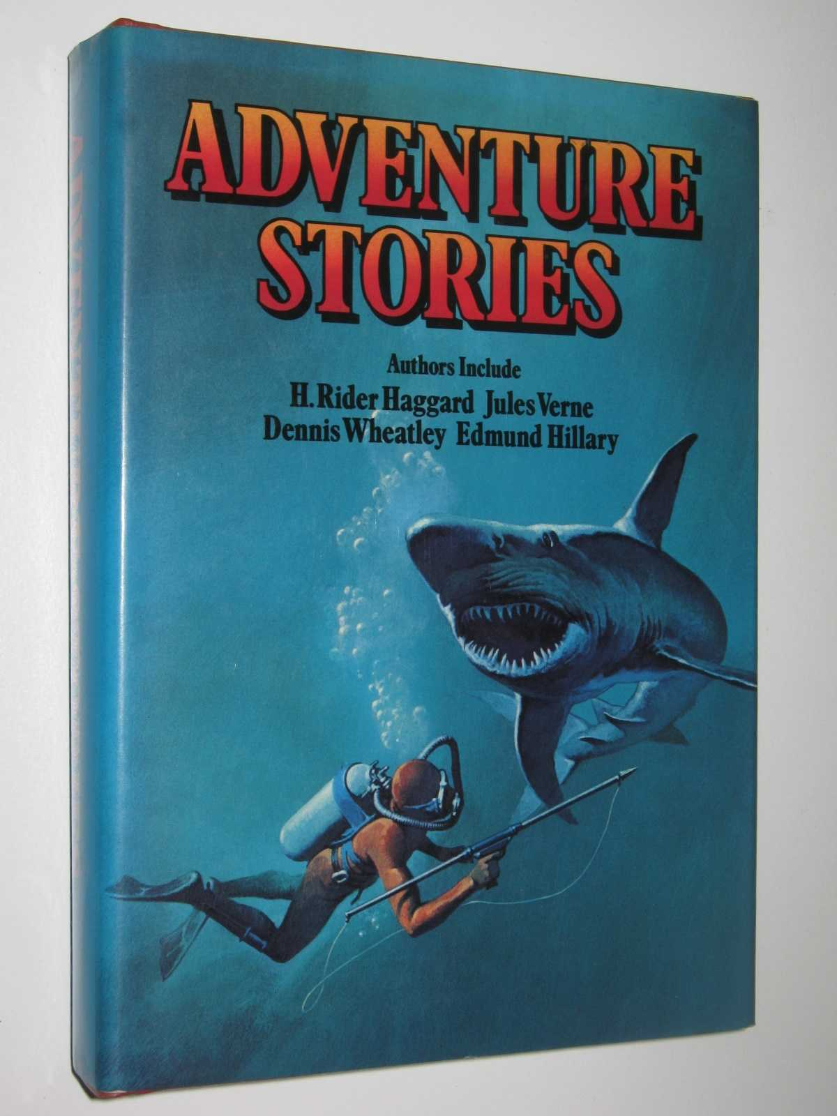 Adventure Stories, McAllister, Hayden (edited)