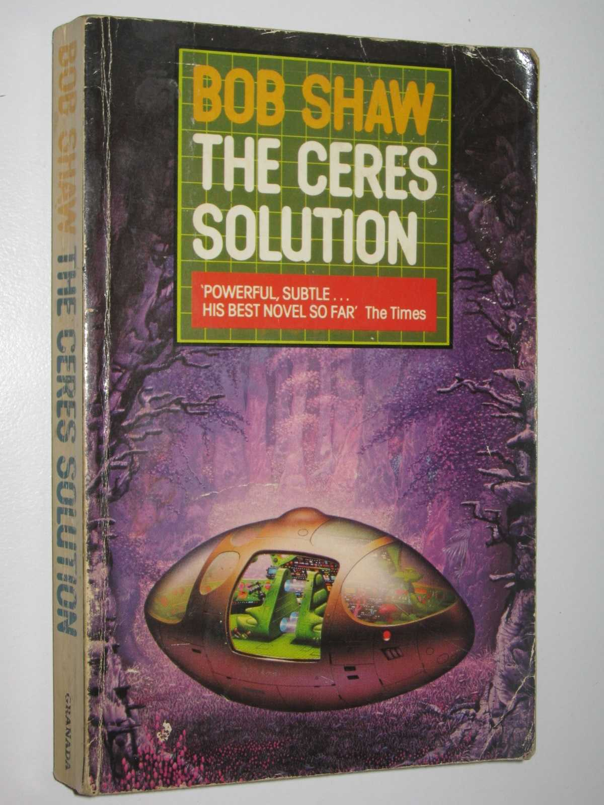The Ceres Solution, Shaw, Bob