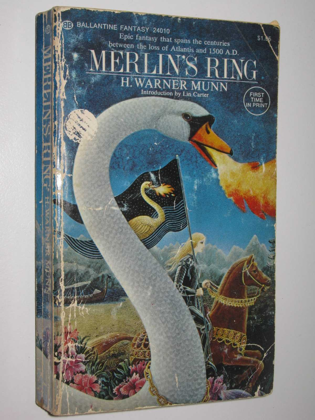 Merlin's Ring, Munn, H. Warner