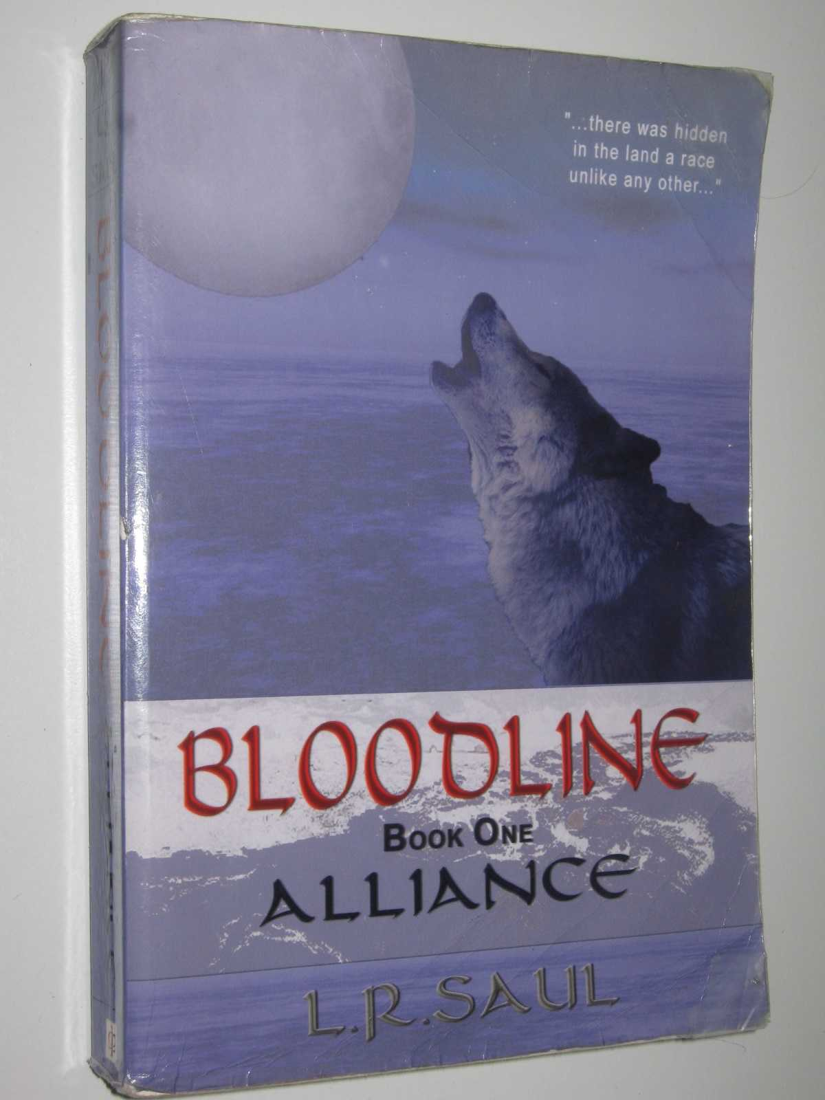 Bloodline: Alliance, Saul, L. R.