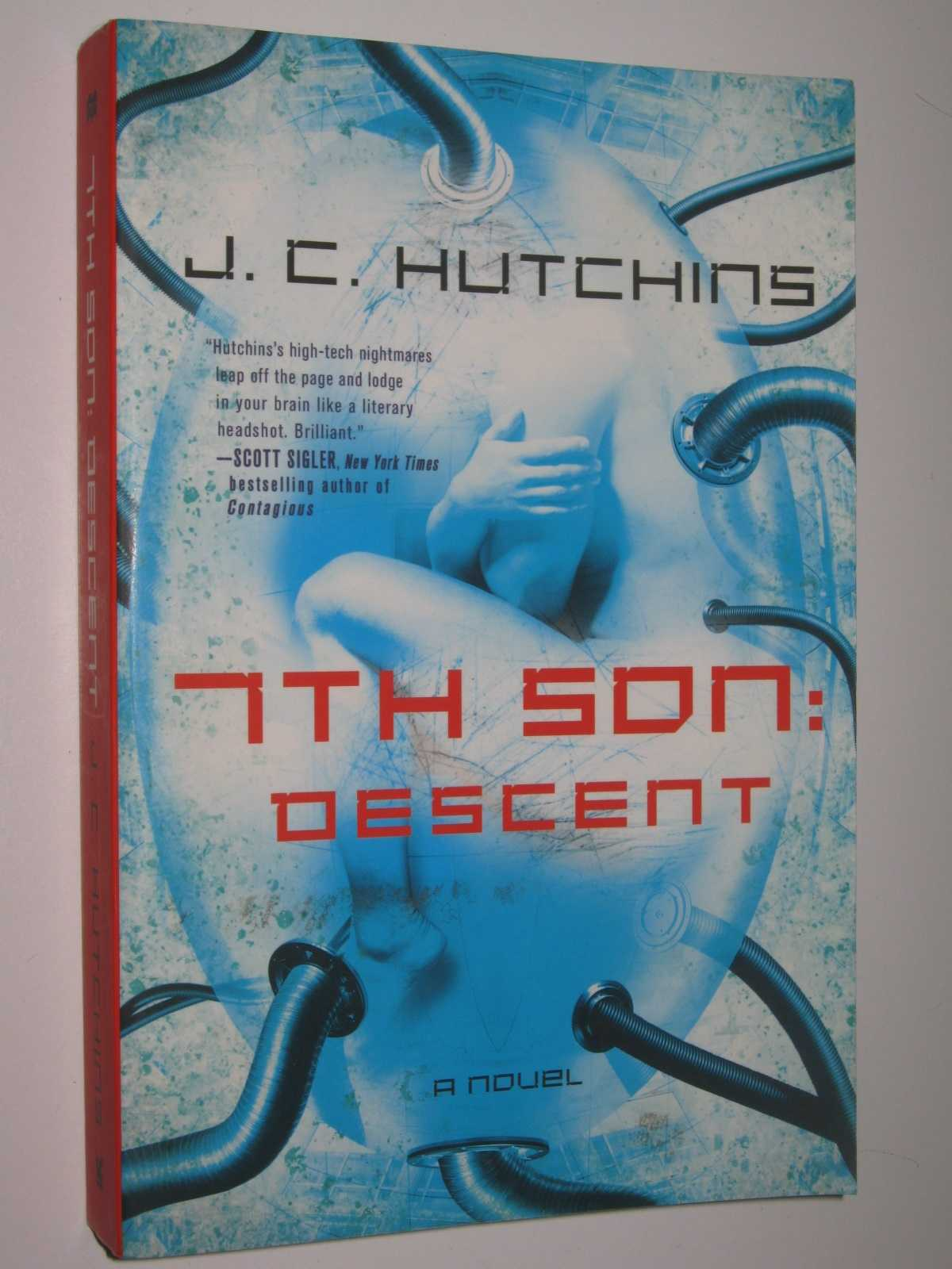 7th Son: Descent, Hutchins, J. C.