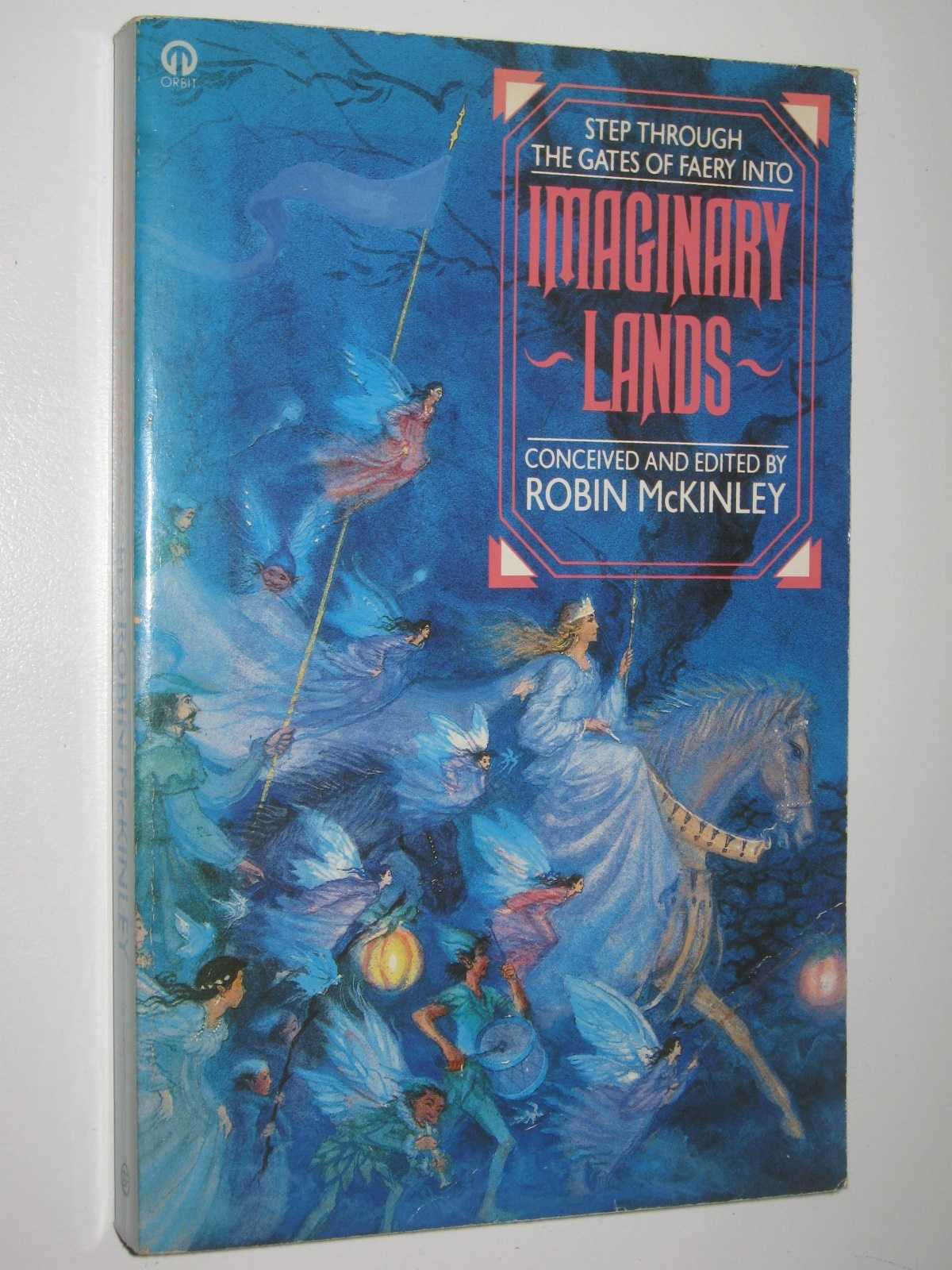 Imaginary Lands (edited), McKinley, Robin
