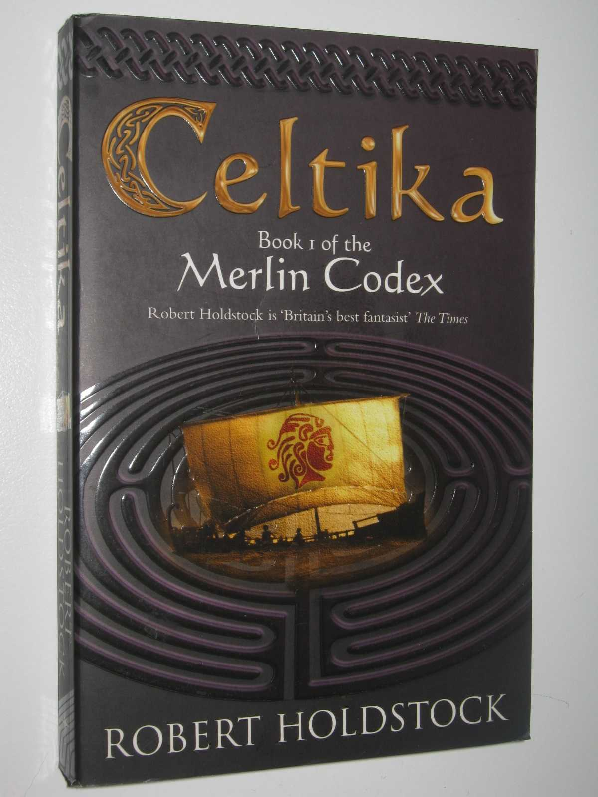 Celtika - Merlin Codex #1, Holdstock, Robert