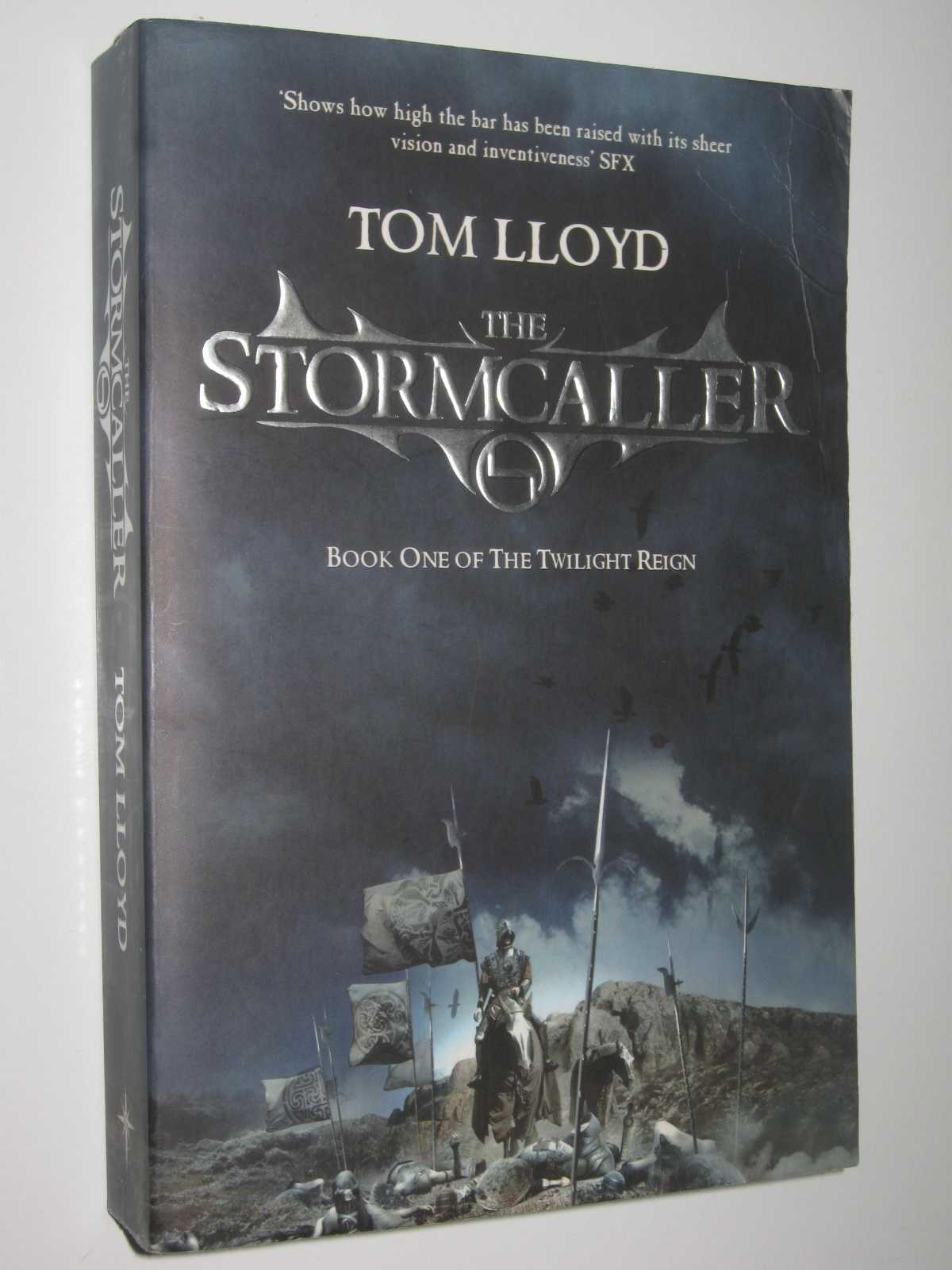 The Stormcaller - The Twilight Reign #1, Lloyd, Tom