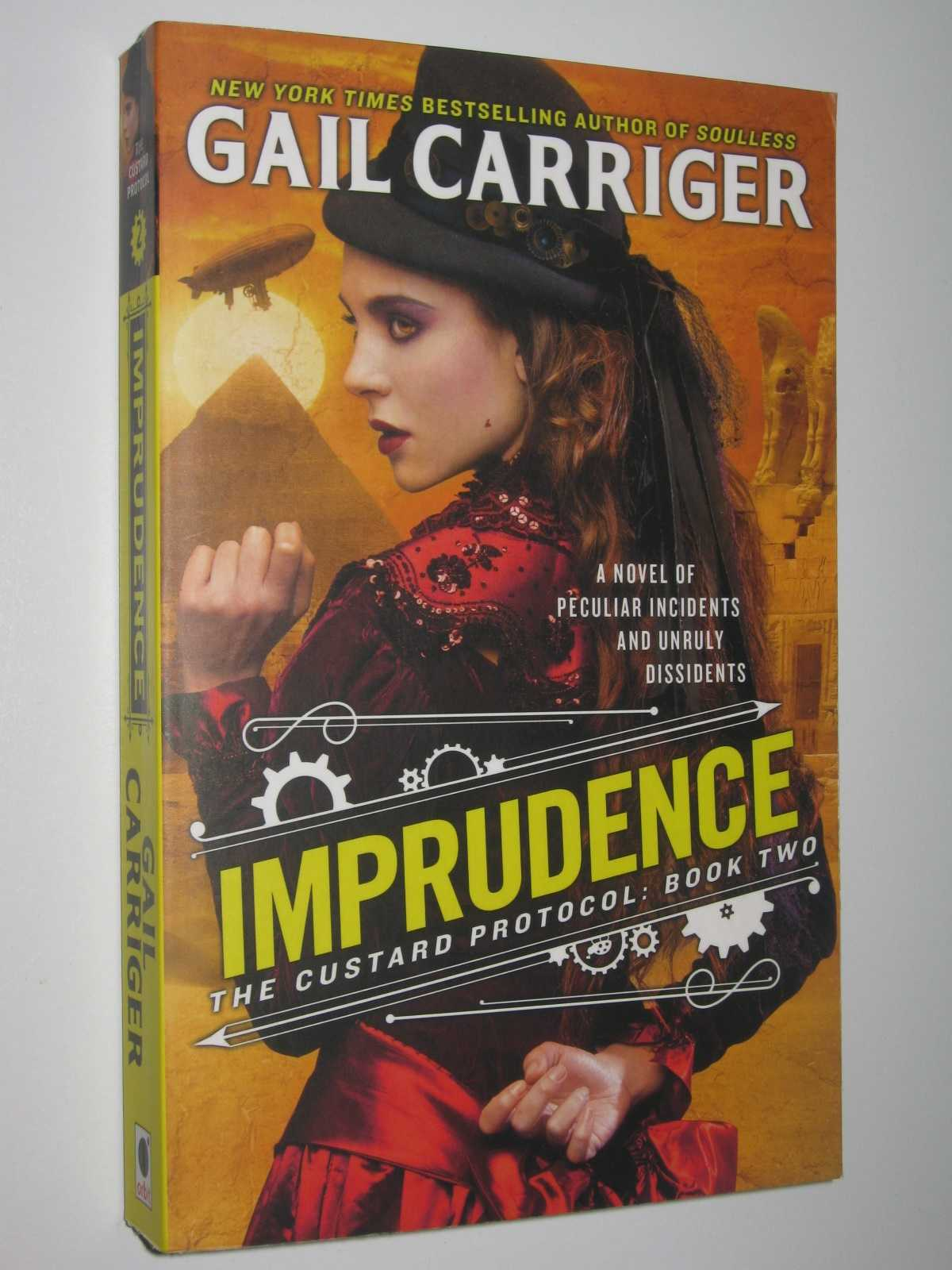 Imprudence - The Custard Protocol #2, Carriger, Gail