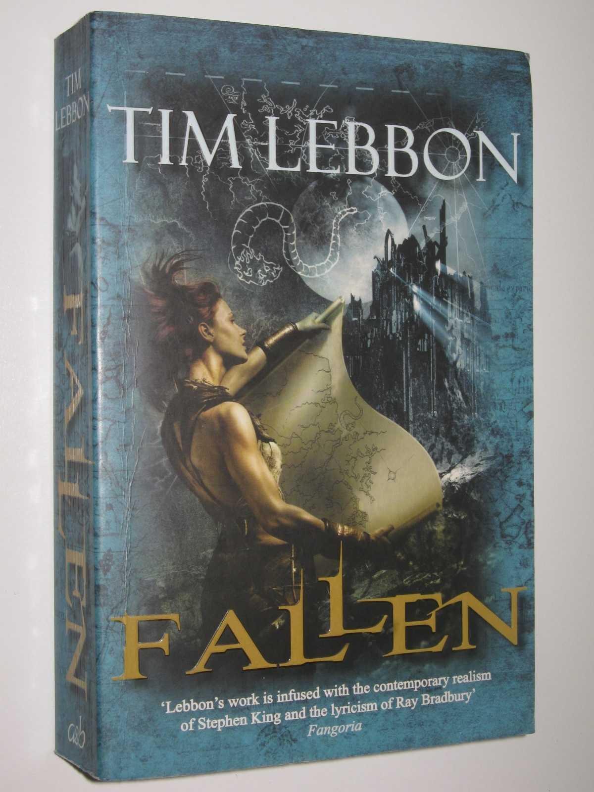 Fallen, Lebbon, Tim