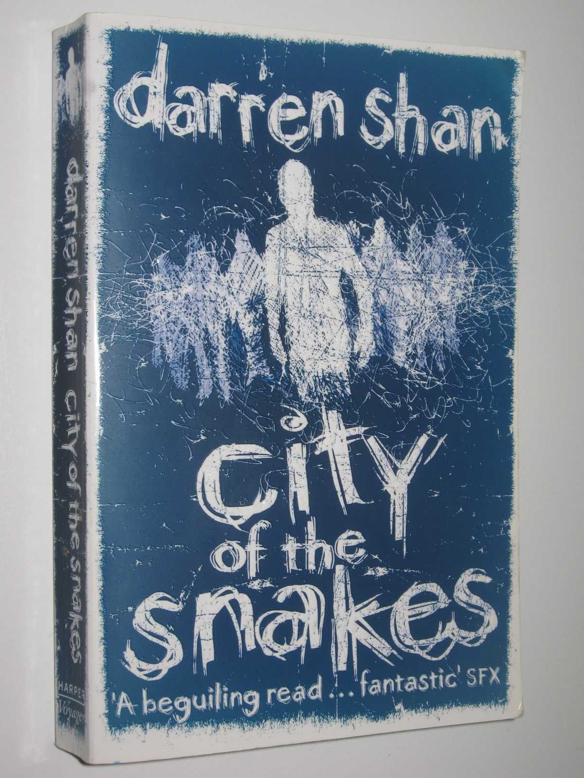 City of the Snakes - The City Trilogy #3, Shan, Darren