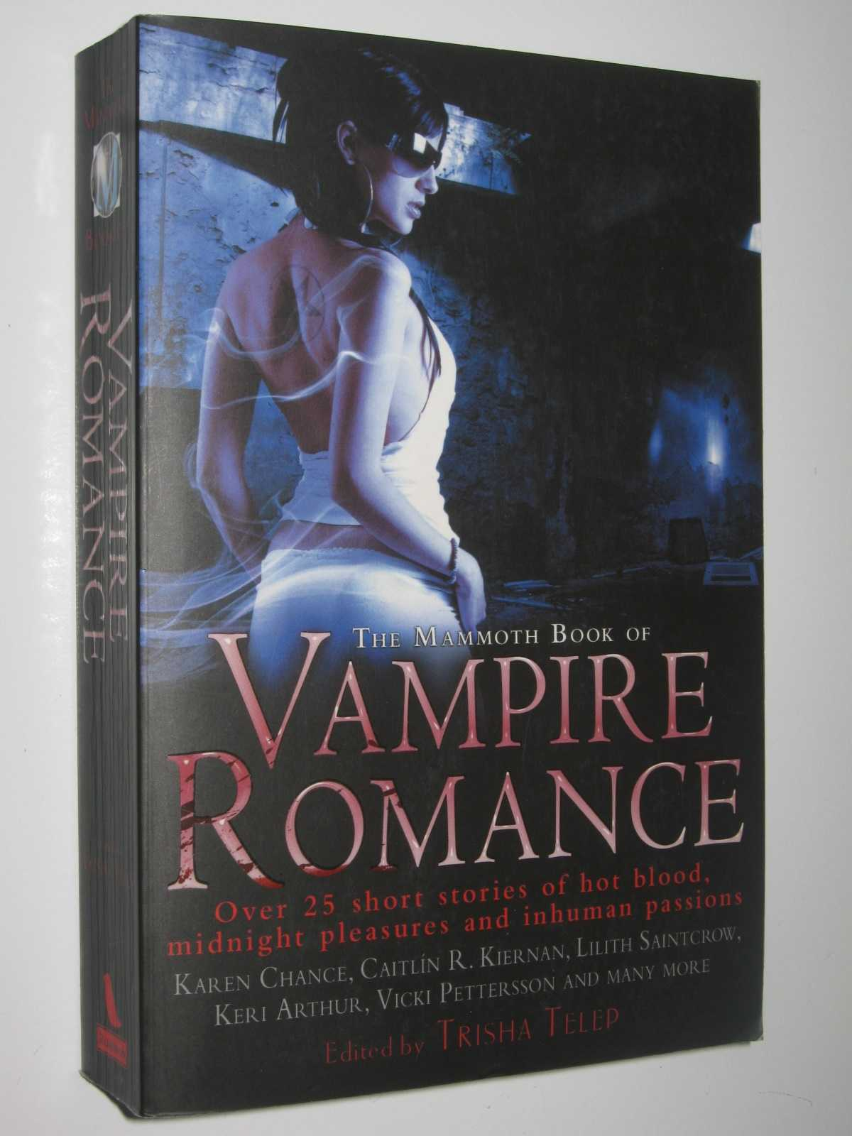 The Mammoth Book of Vampire Romance, Telep, Trisha (edited)