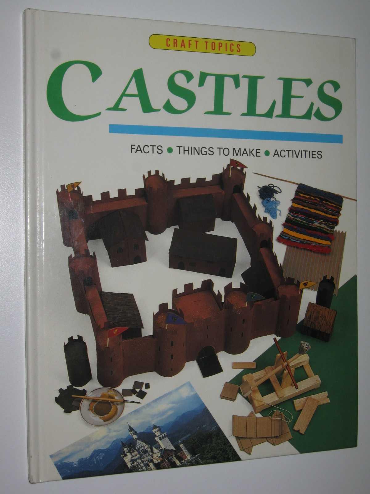 Castles - Craft Topics Series, Poole, Hazel (edited)