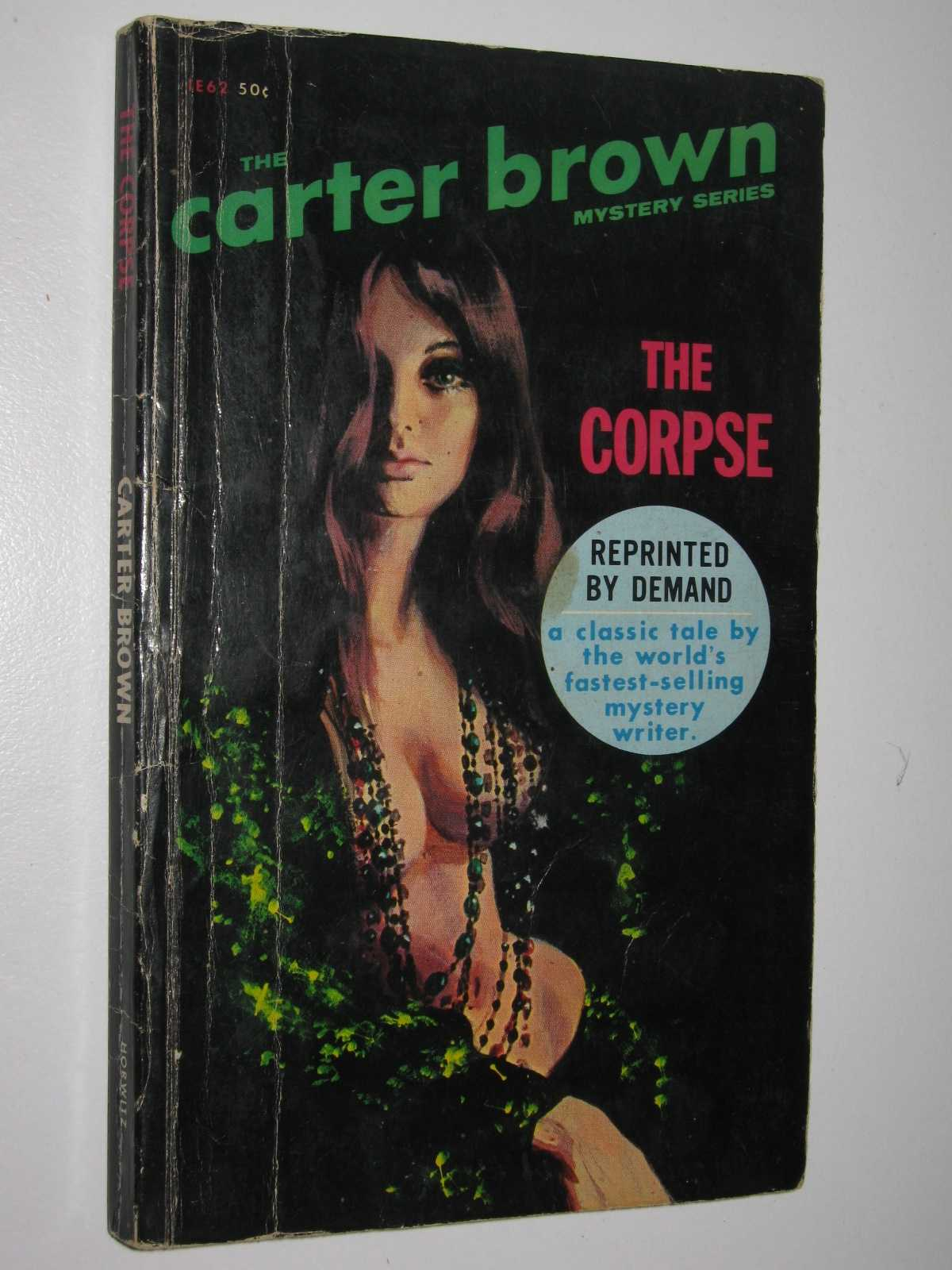 The Corpse, Brown, Carter