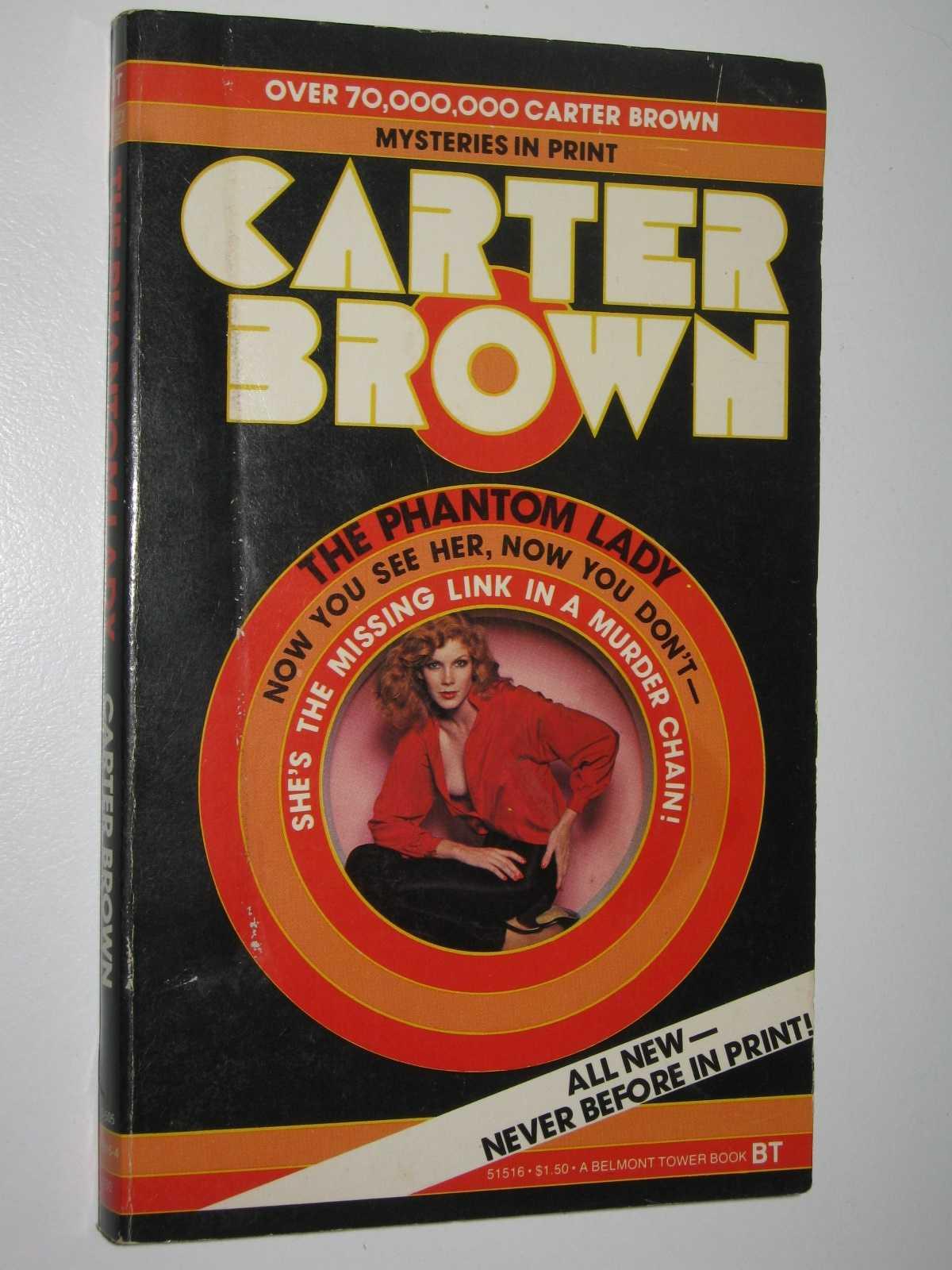 The Phantom Lady, Brown, Carter