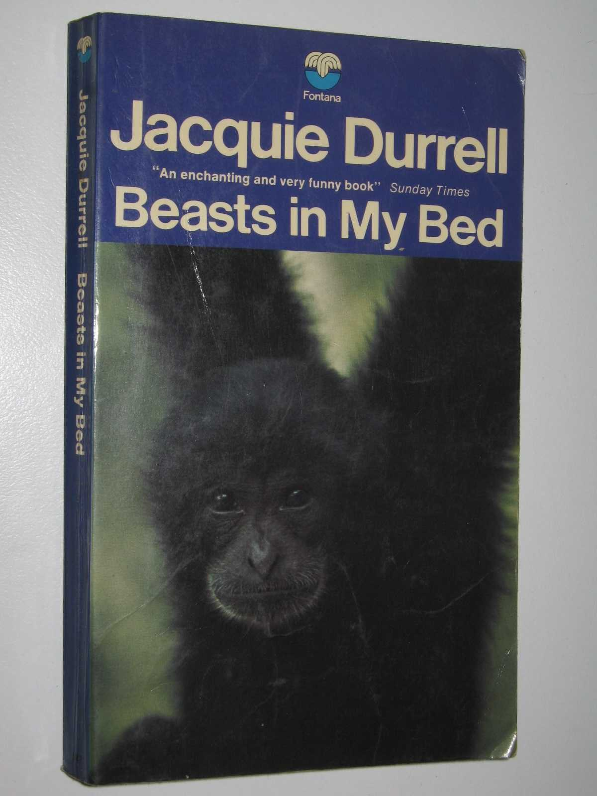 Beasts in My Bed, Durrell, Jacquie