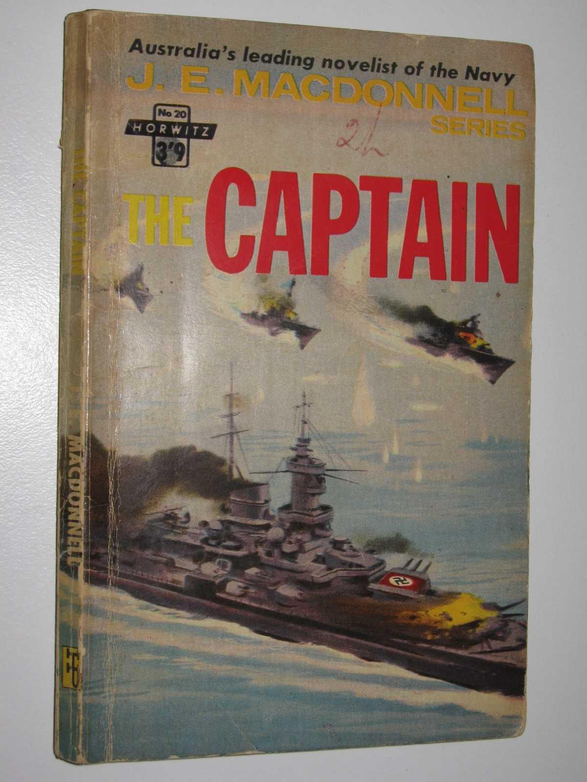 The Captain, Macdonnell, J. E.
