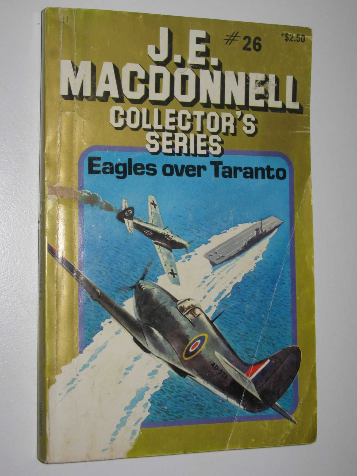 Image for Eagles Over Taranto - Collector's Series #26