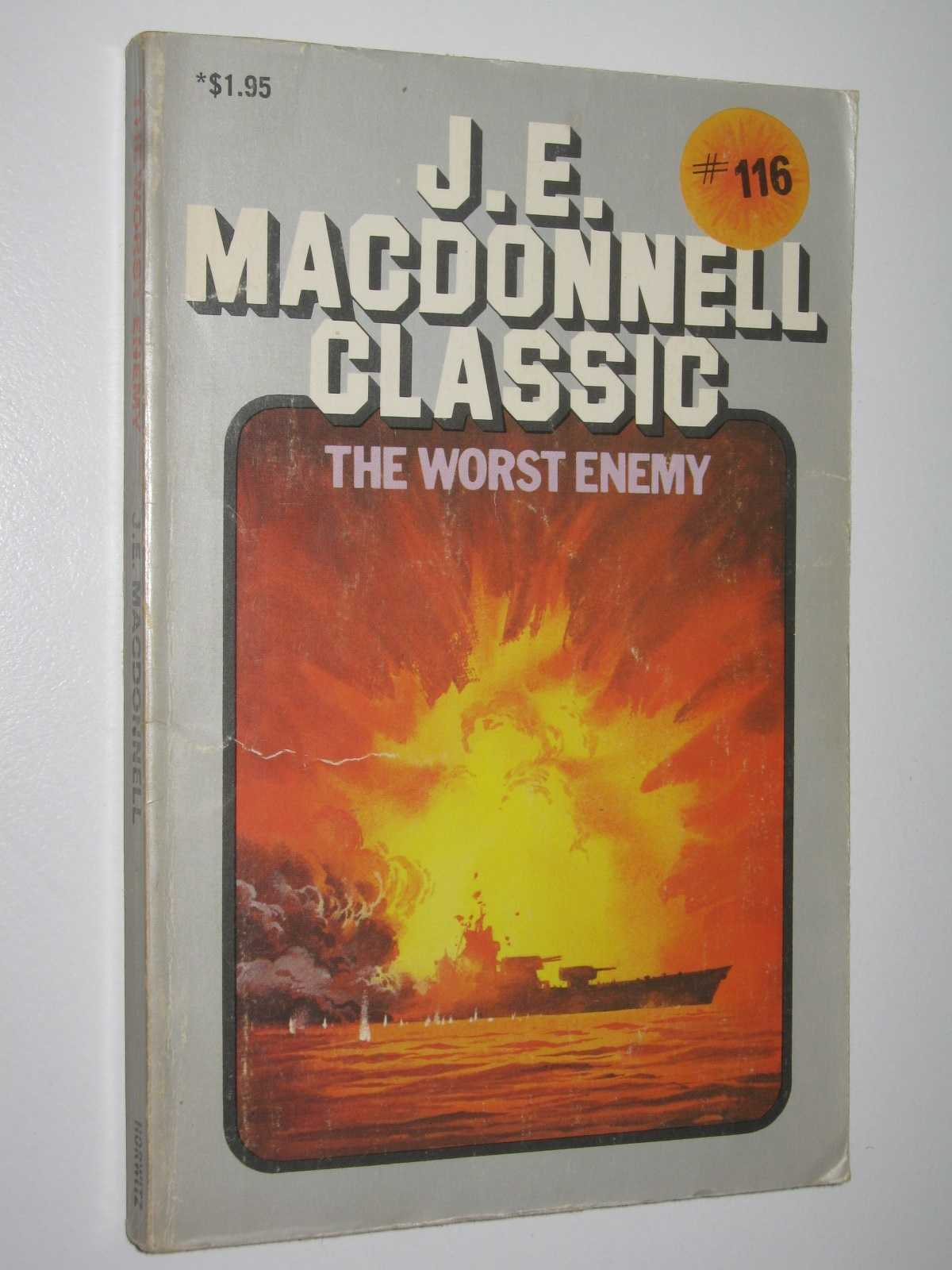 The Worst Enemy - Classic Series #116, Macdonnell, J. E.