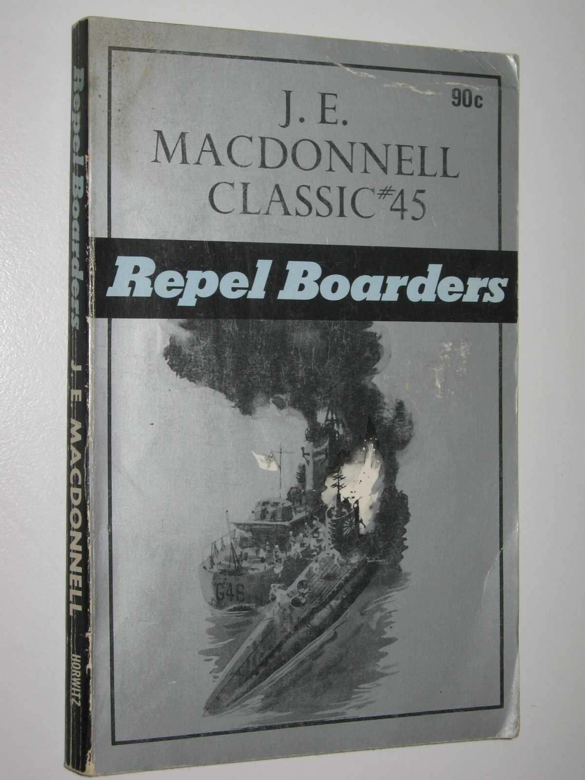 Image for Repel Boarders - Classic Series #45