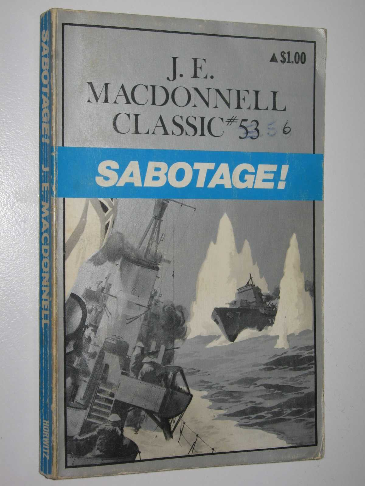 Image for Sabotage! - Classic Series #53