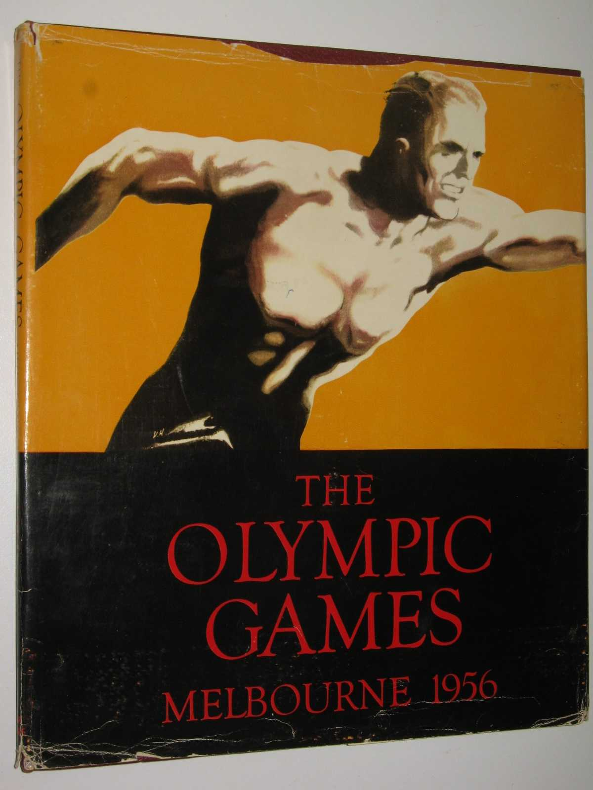 The Olympic Games Melbourne 1956, Author Not Stated