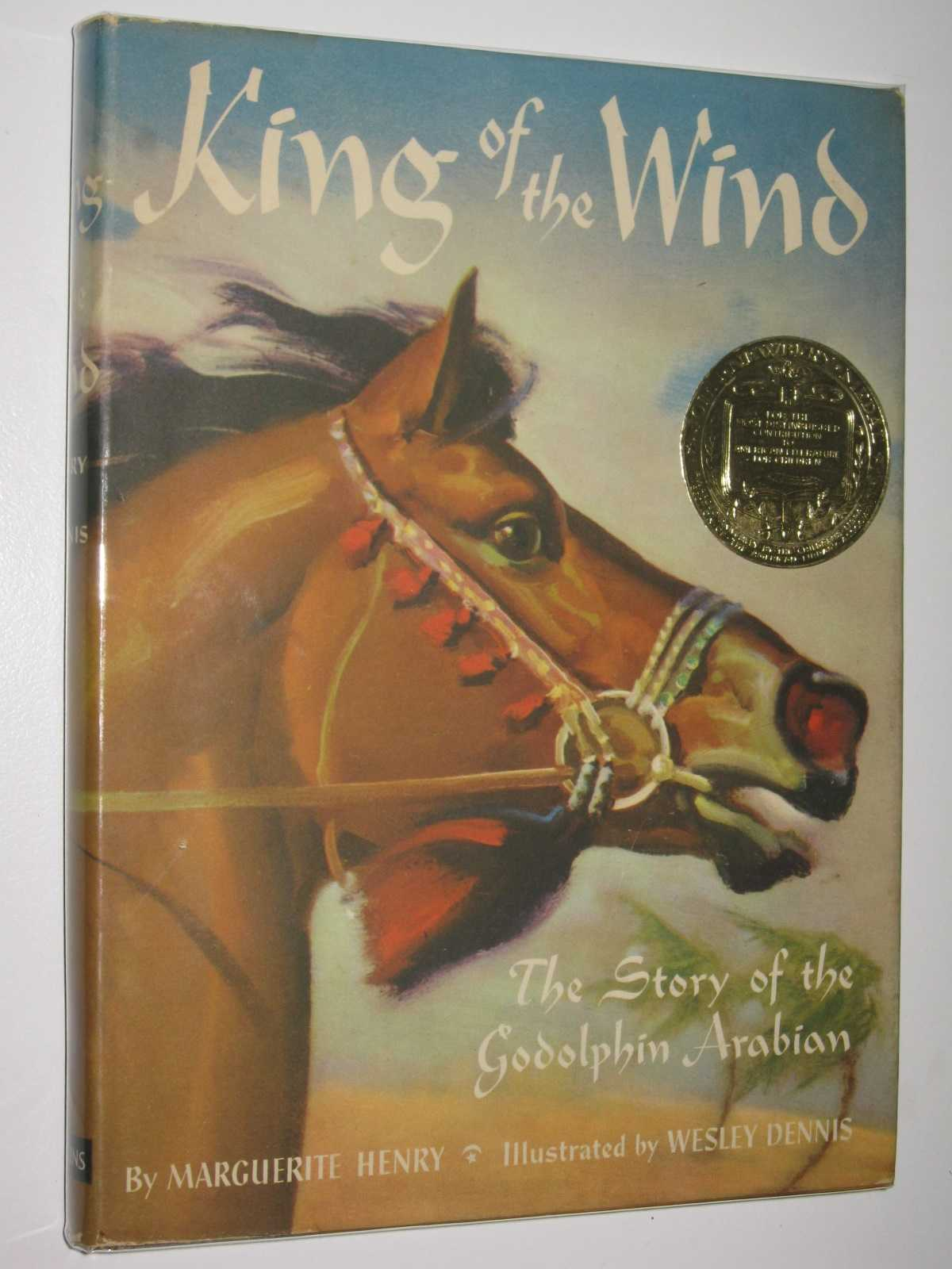 King of the Wind : The Story of the Godolphin Arabian, Henry, Marguerite