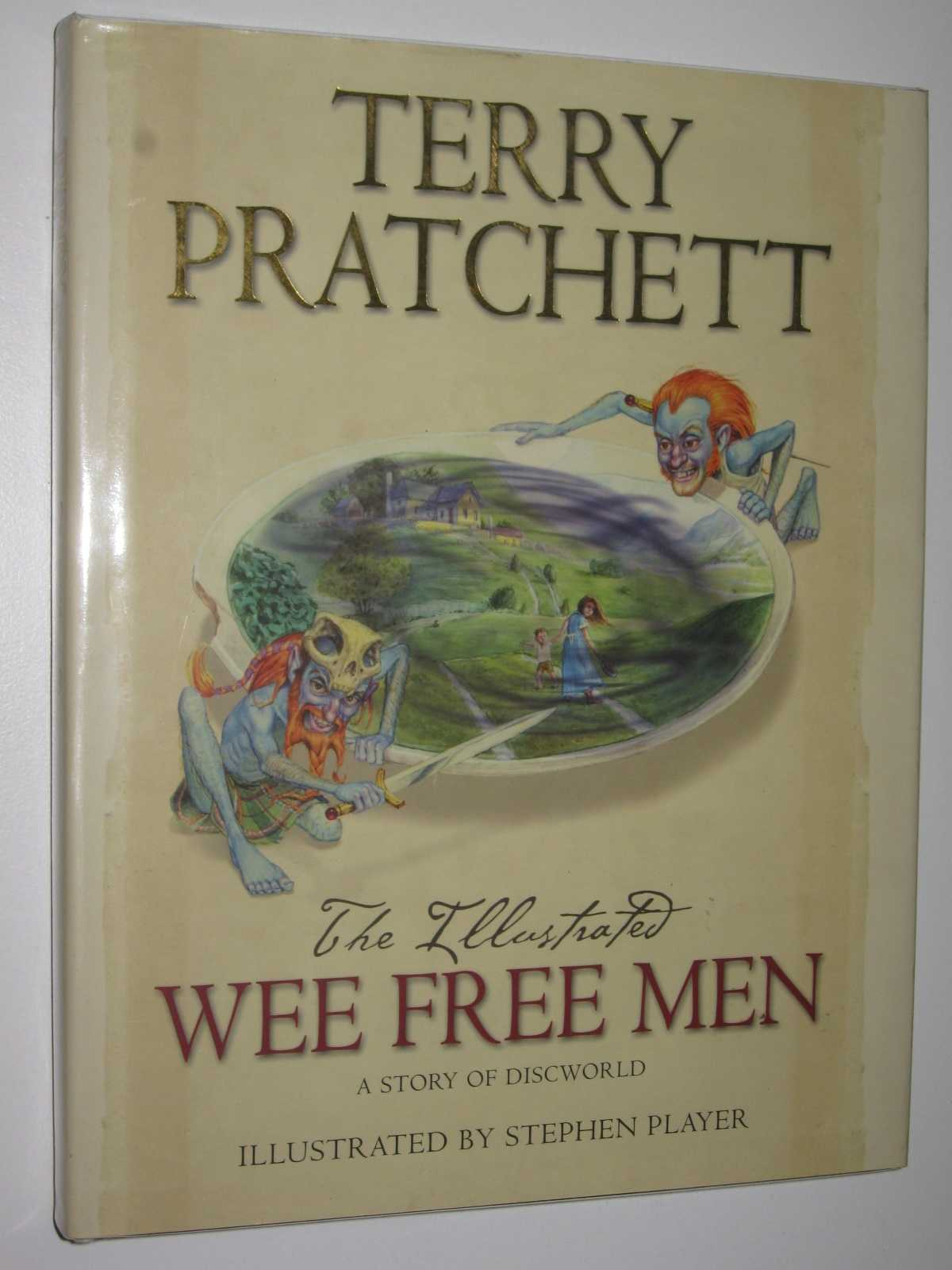 The Illustrated Wee Free Men : A Story of Discworld, Pratchett, Terry