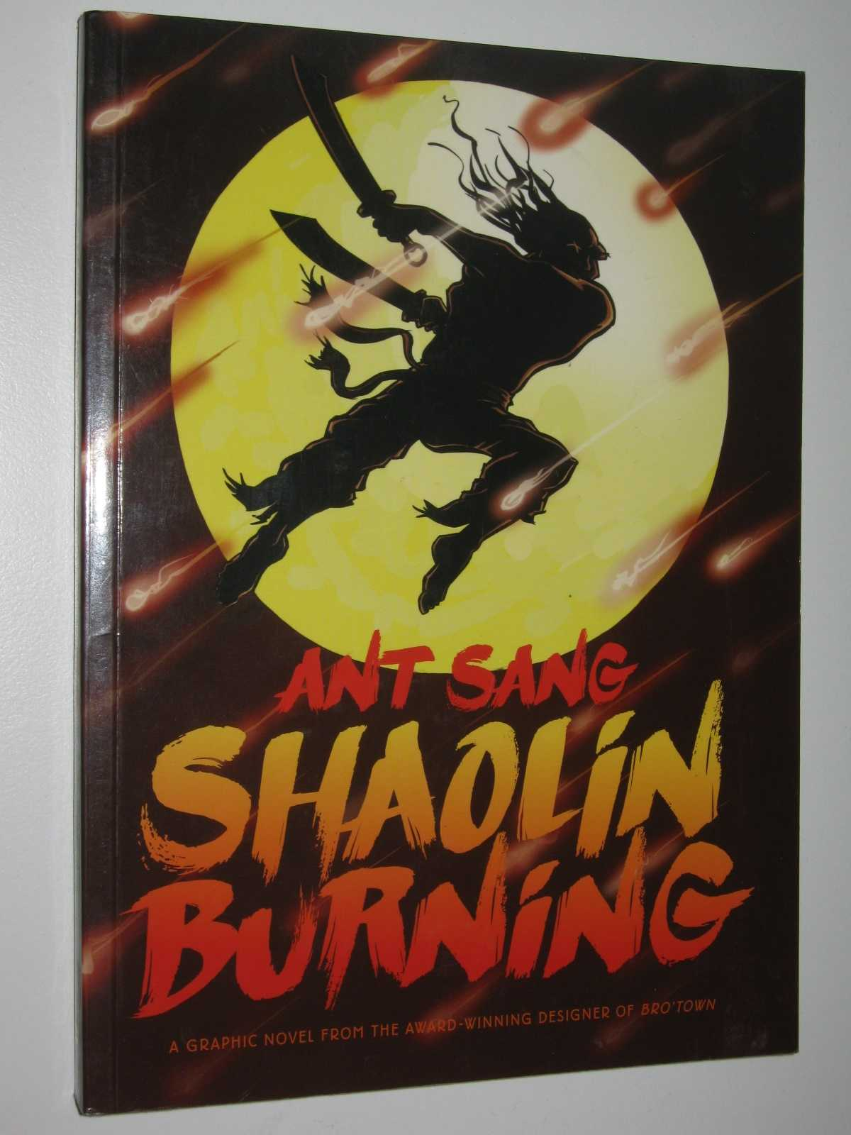 Shaolin Burning : A Graphic Novel, Sang, Ant