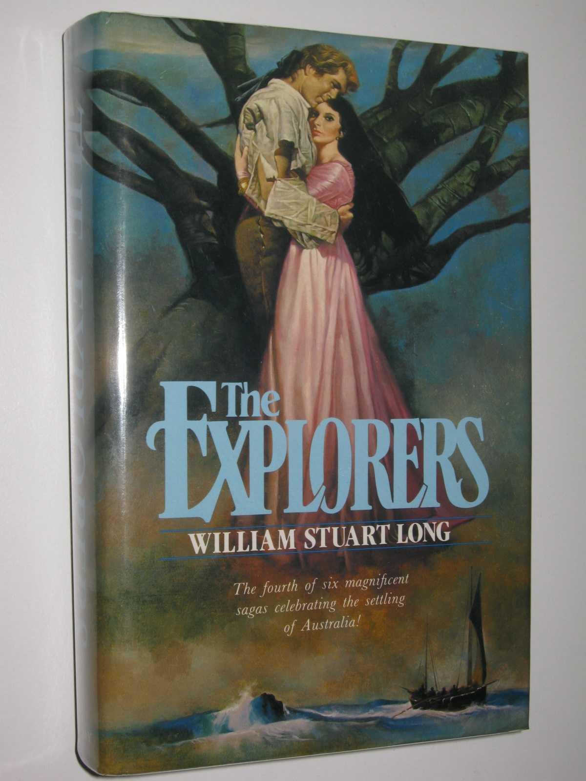 The Explorers - The Australians Series #4, Long, William Stuart