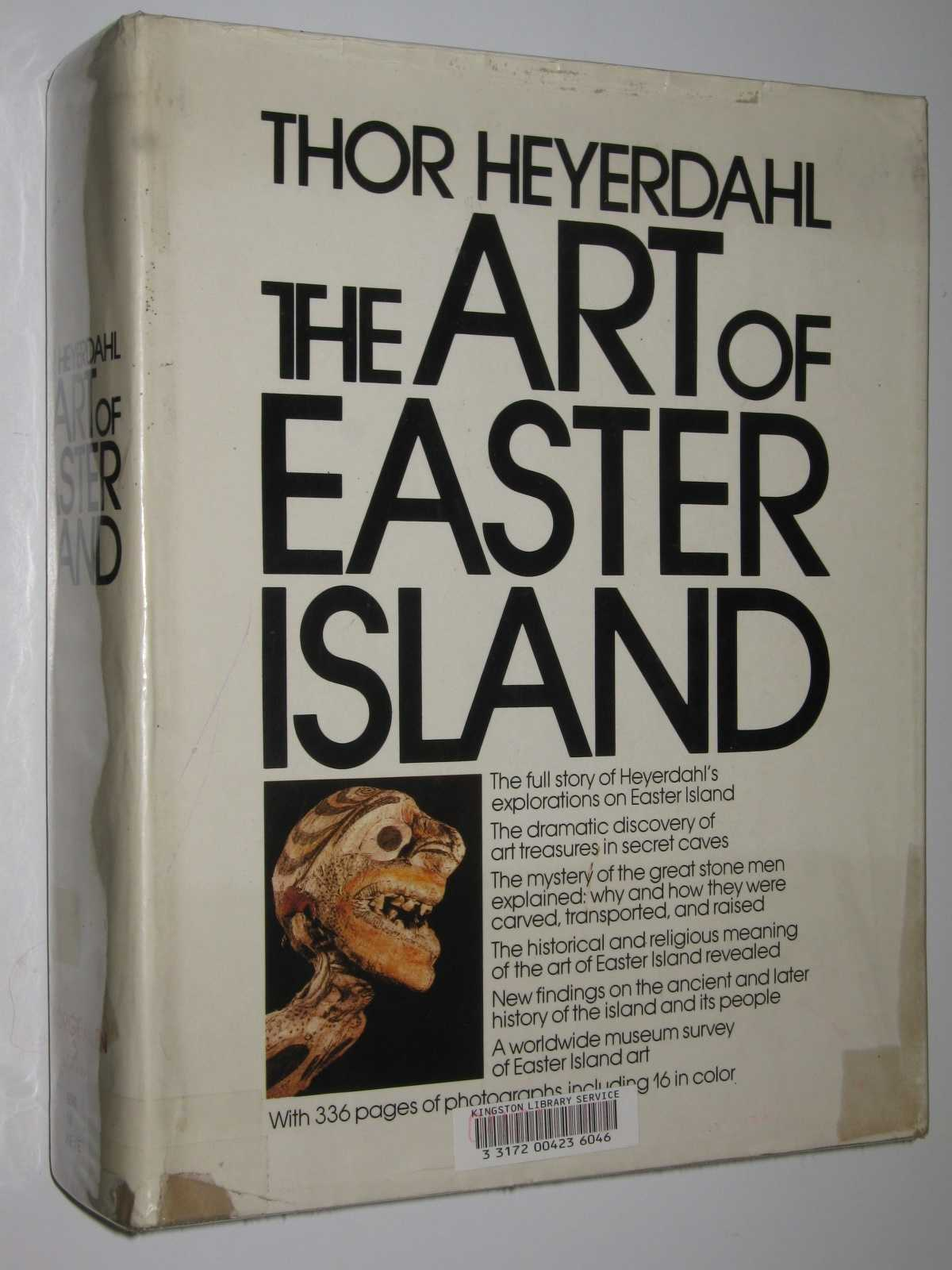 Image for The Art of Easter Island