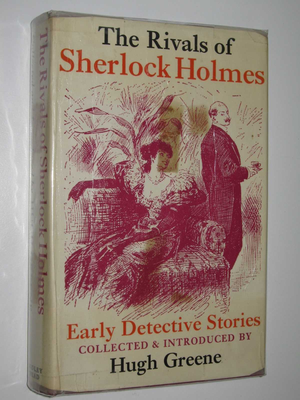 Image for The Rivals of Sherlock Holmes : Early Detective Stories