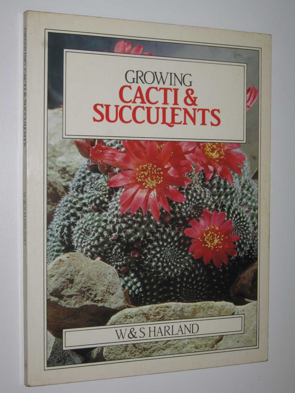 Image for Growing Cacti and Succulents