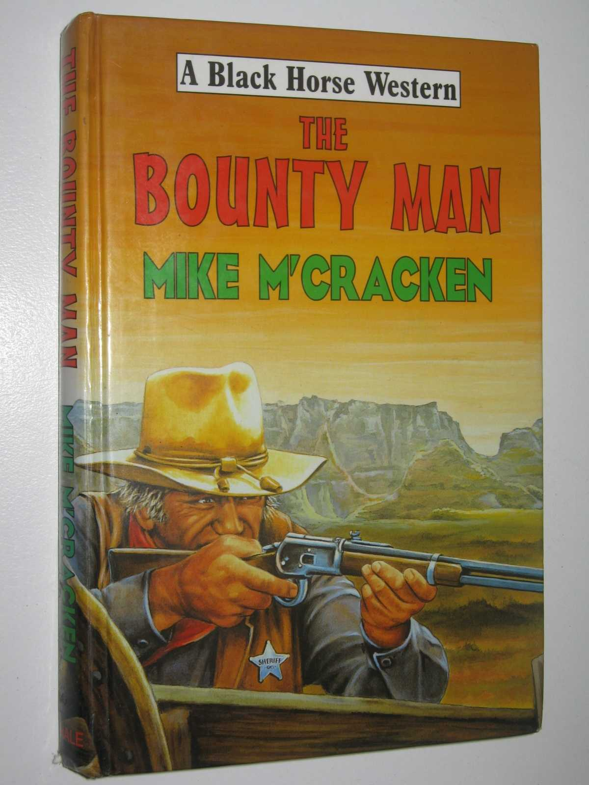Image for The Bounty Man - Black Horse Western Series