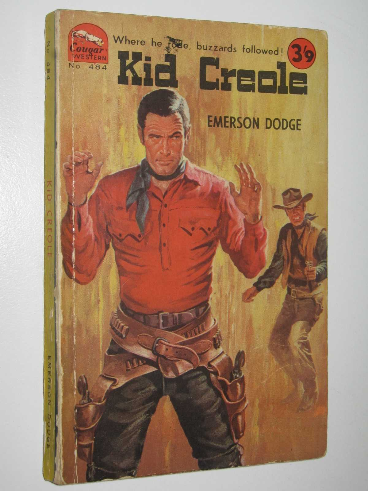 Image for Kid Creole - Cougar Western Series #484