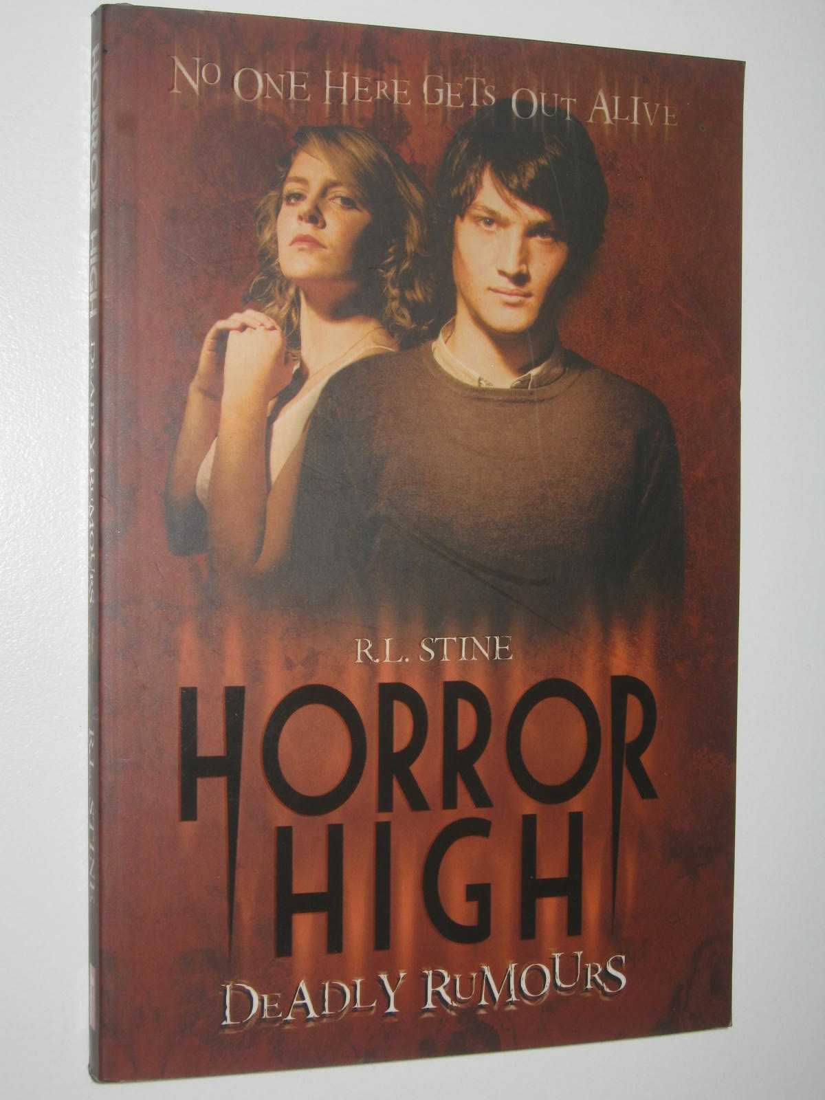 Image for Deadly Rumours - Horror High Series