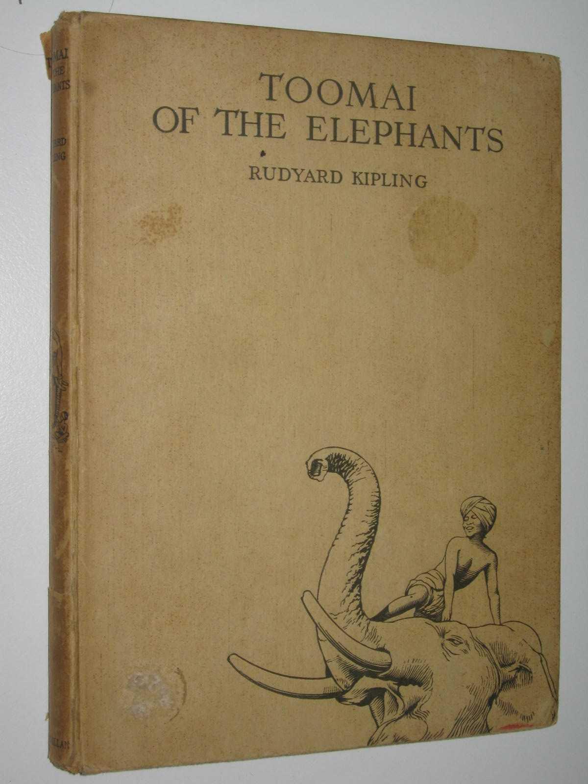 Image for Toomai of the Elephants