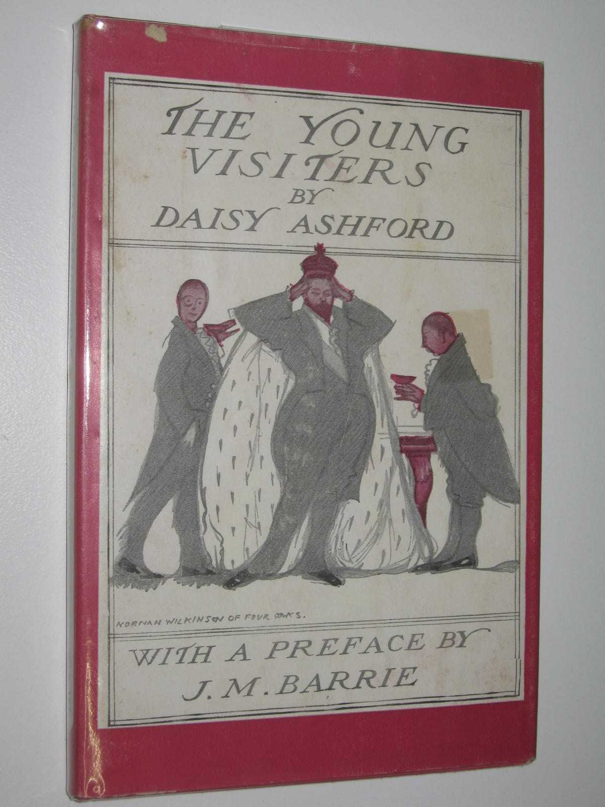 Image for The Young Visitors