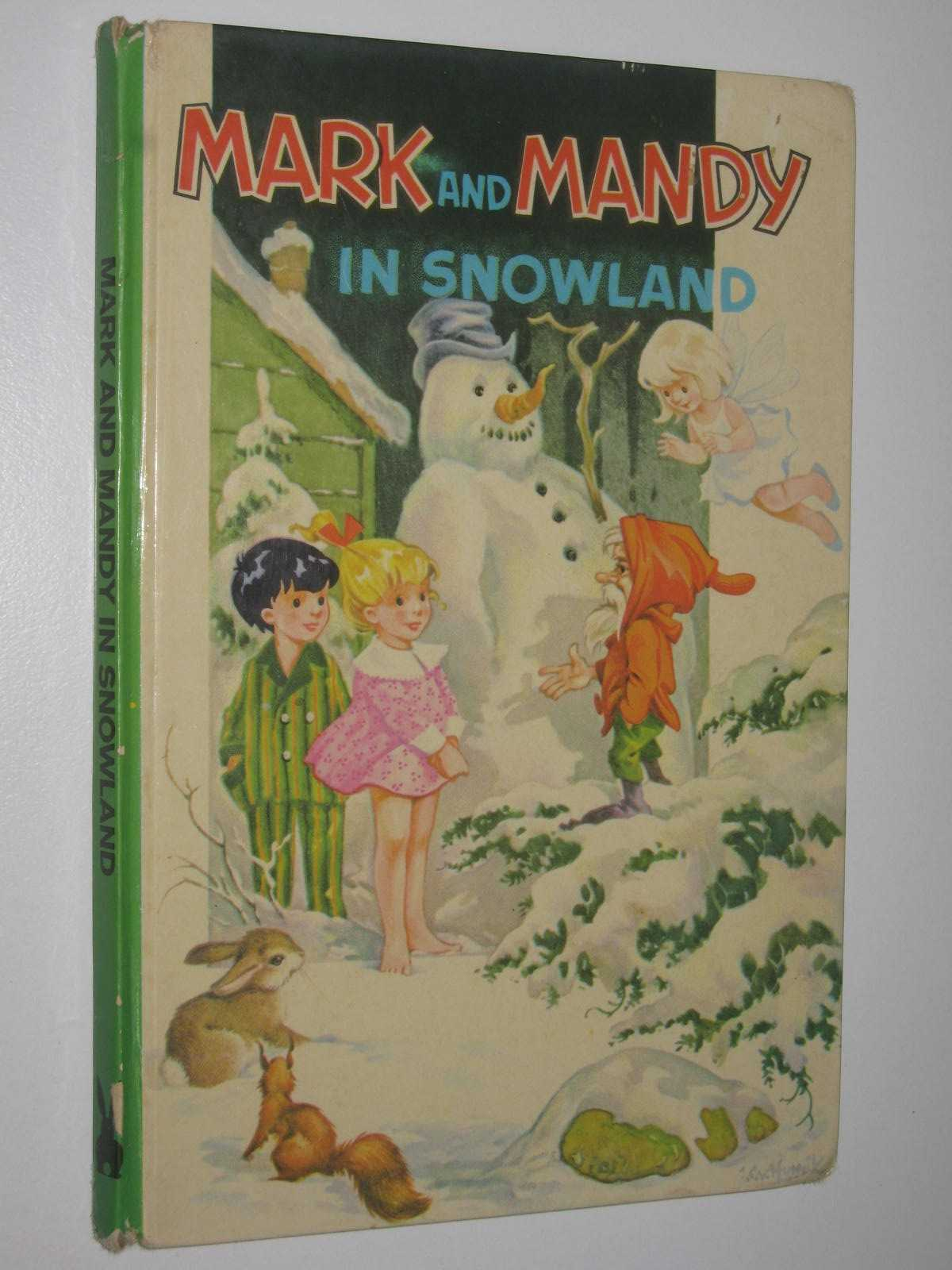 Image for Mark and Mandy in Snowland - Mark and Mandy Series #8